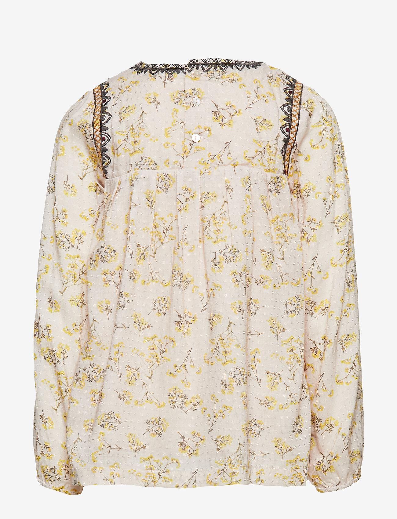 Mini A Ture - Asta Shirt, K - blouses & tunieken - silver peony - 1
