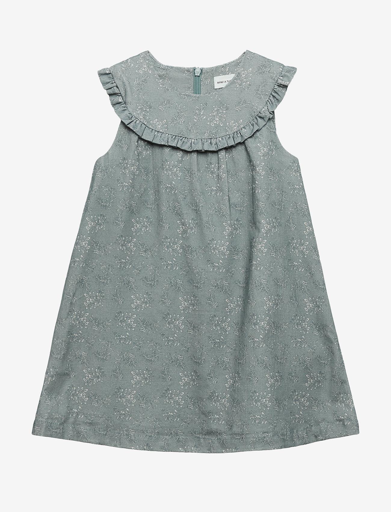 Mini A Ture - Stasia dress, M - kjoler - chinois green - 0