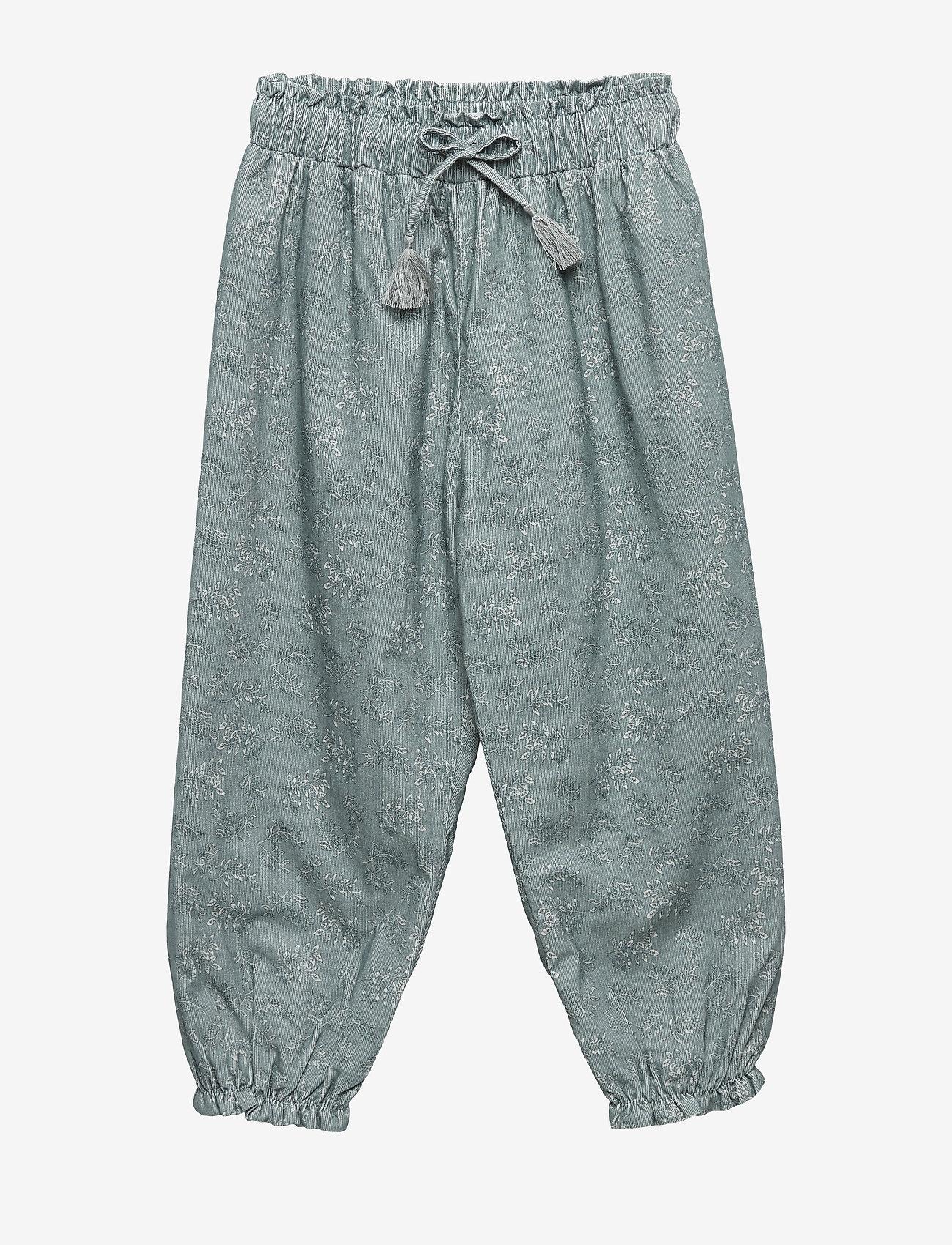 Mini A Ture - Adjele Pants, M - bukser - chinois green - 0