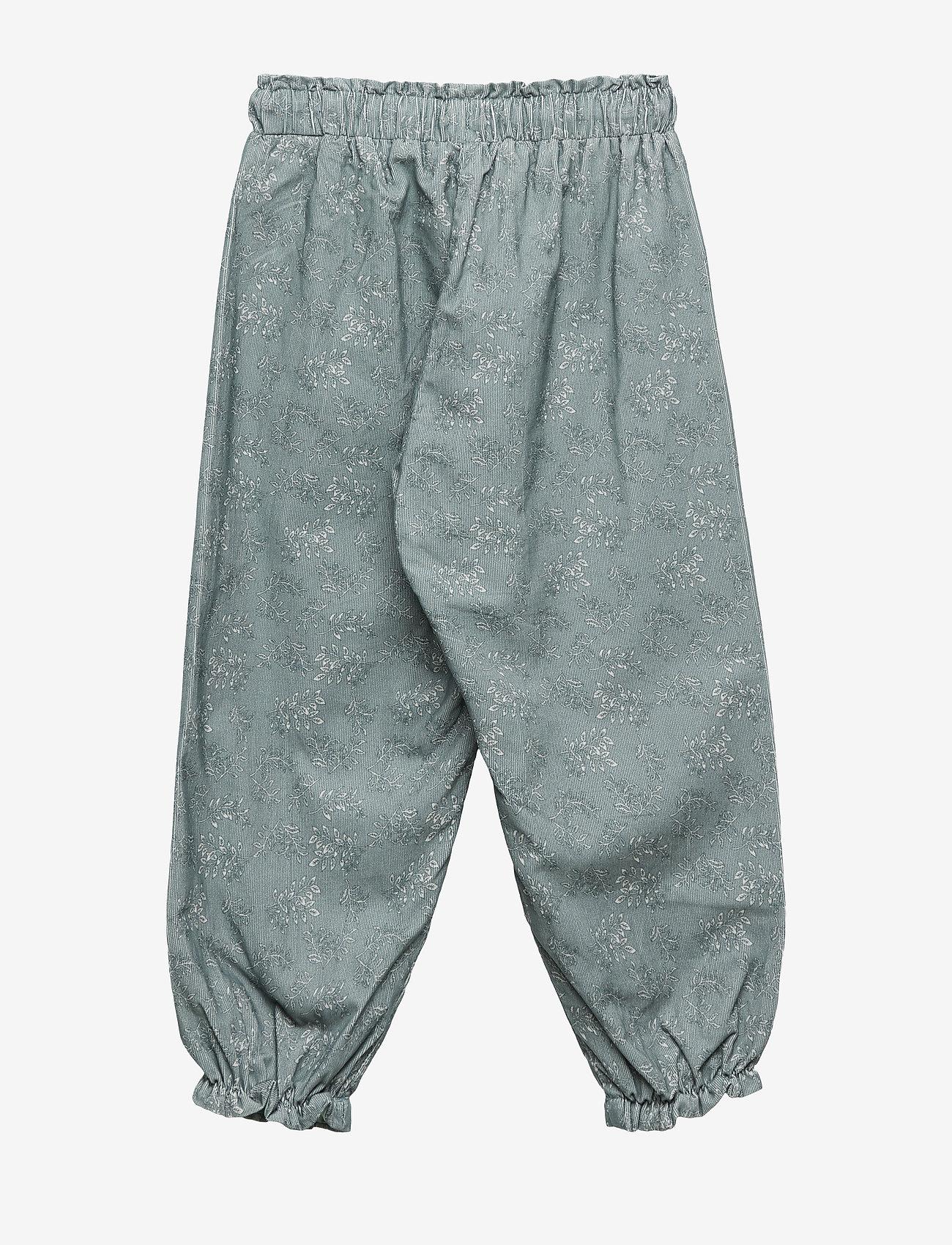 Mini A Ture - Adjele Pants, M - bukser - chinois green - 1