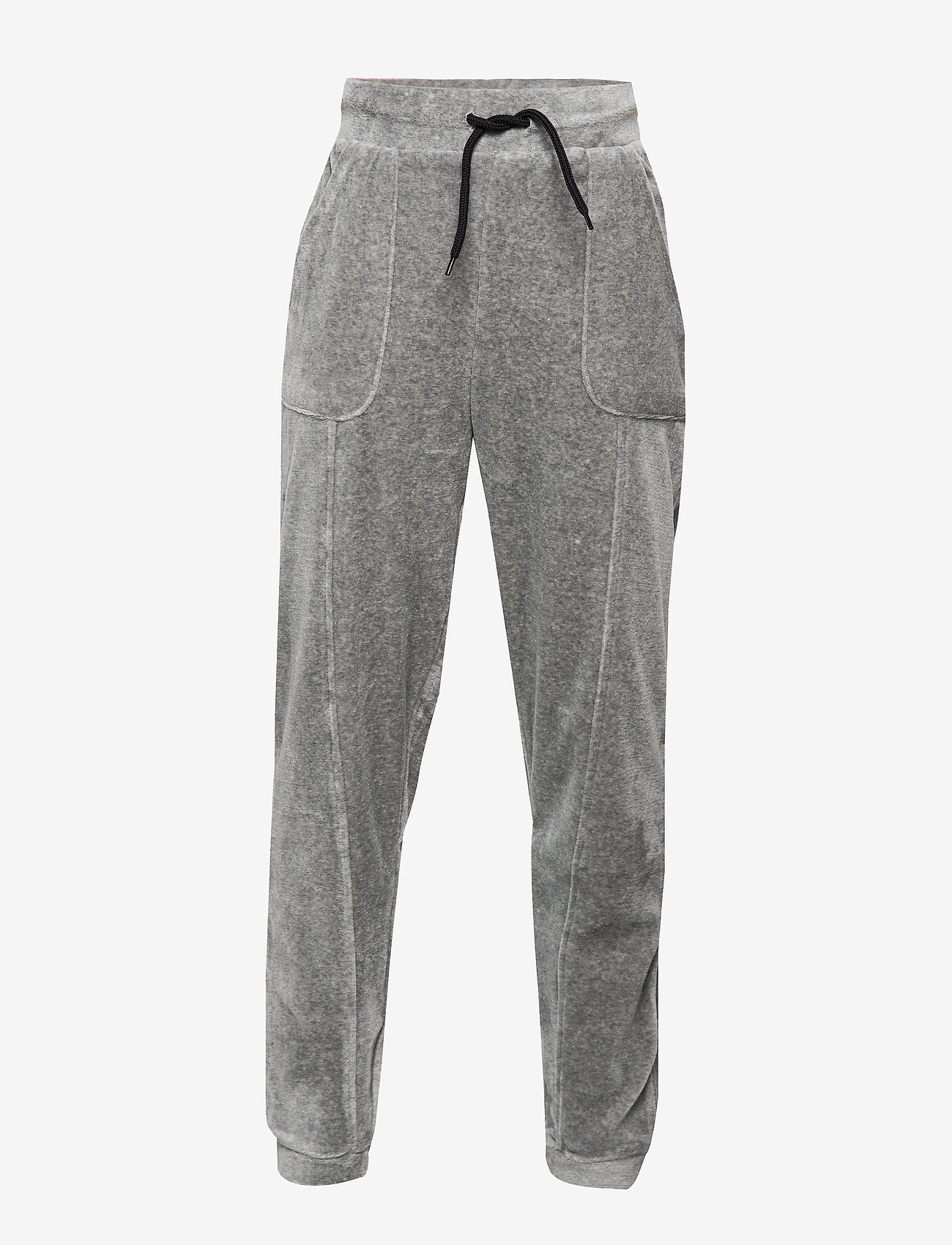 Mini A Ture - Lawrence Pants, K - sweatpants - light grey melange - 0