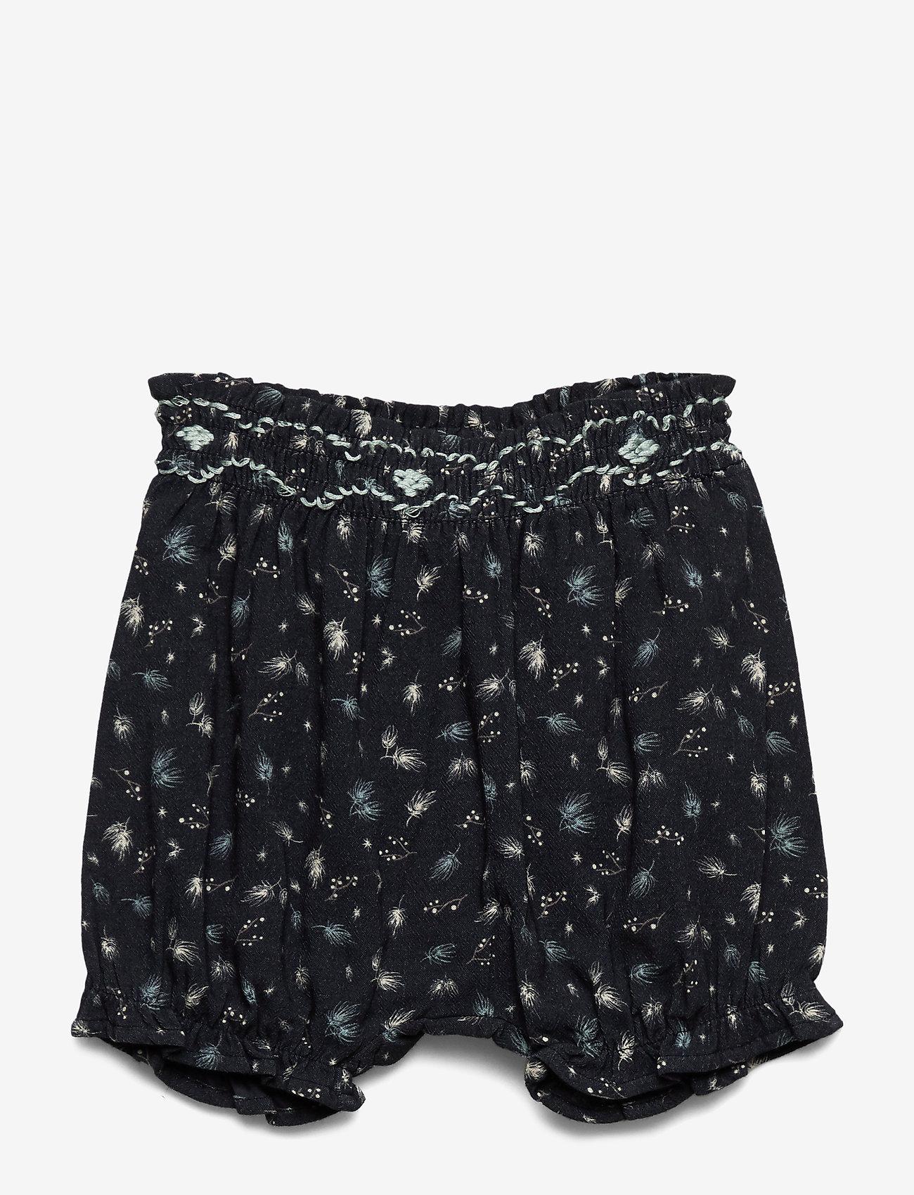 Mini A Ture - Aniella Bloomers, B - shorts - blue nights - 0