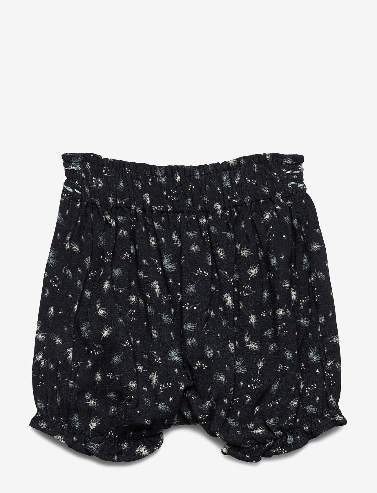 Mini A Ture - Aniella Bloomers, B - shorts - blue nights - 1