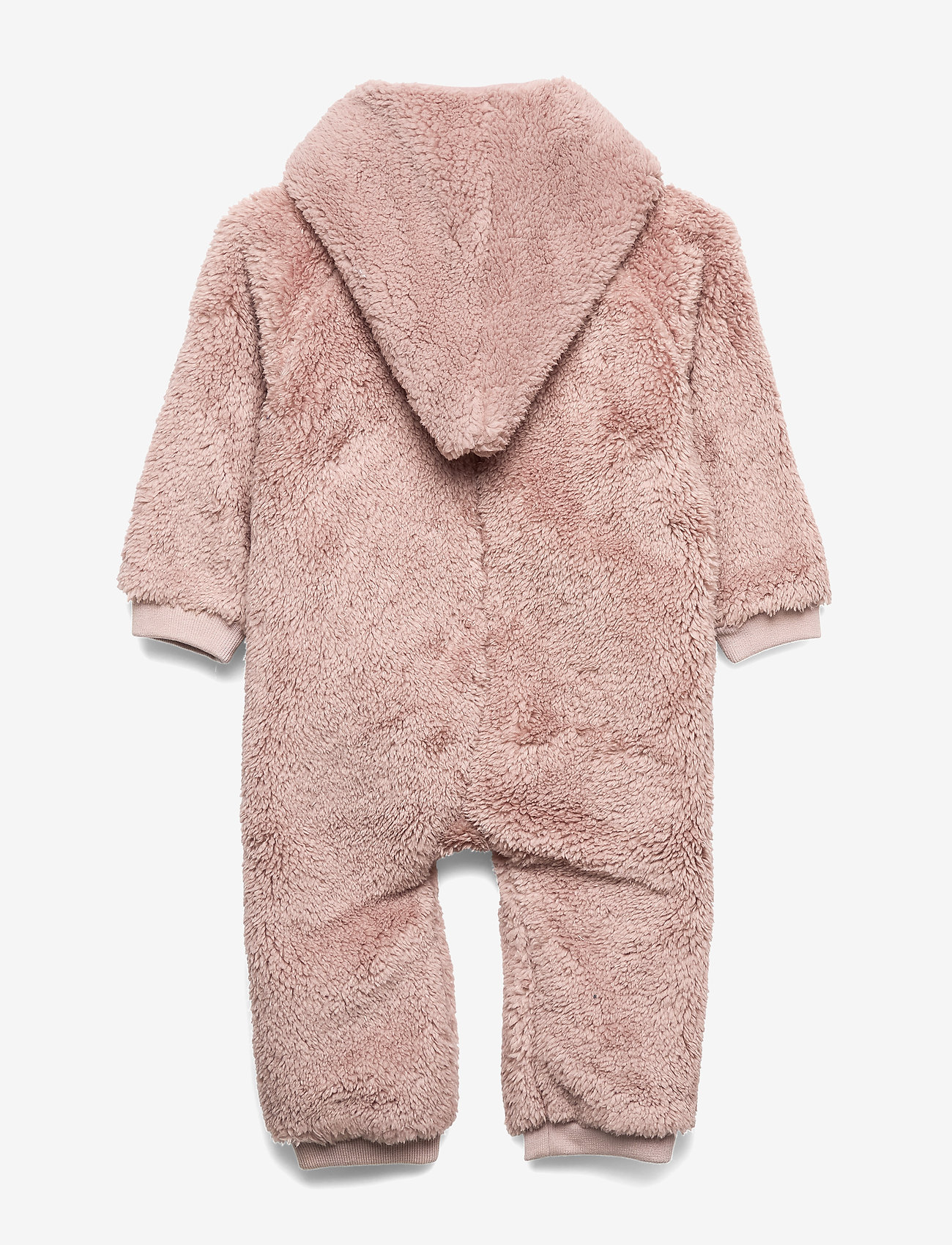 Mini A Ture - Adel Romper, B - fleeceklær - cloudy rose - 1