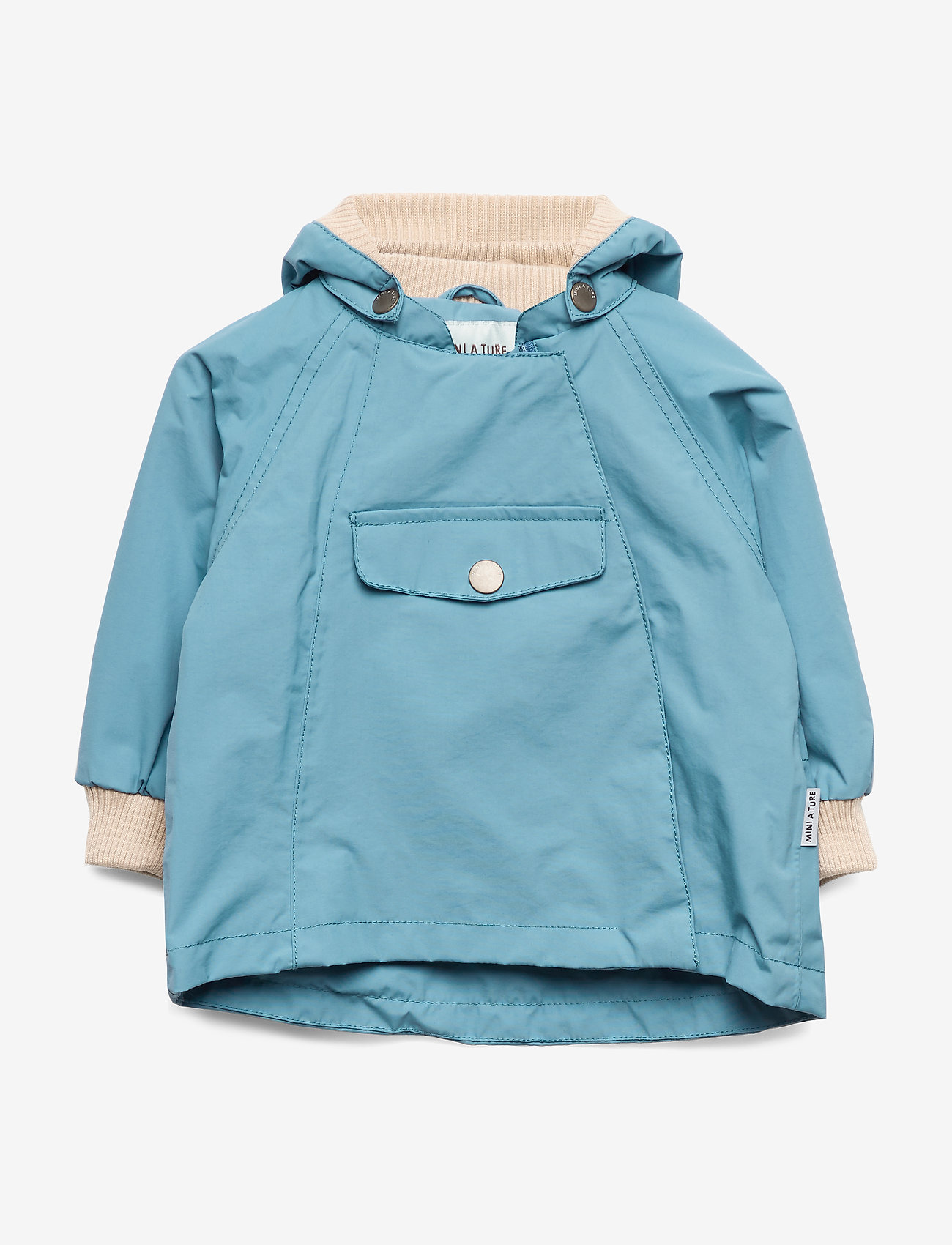 Mini A Ture - Wai Jacket, M - parkas - blue heaven - 0