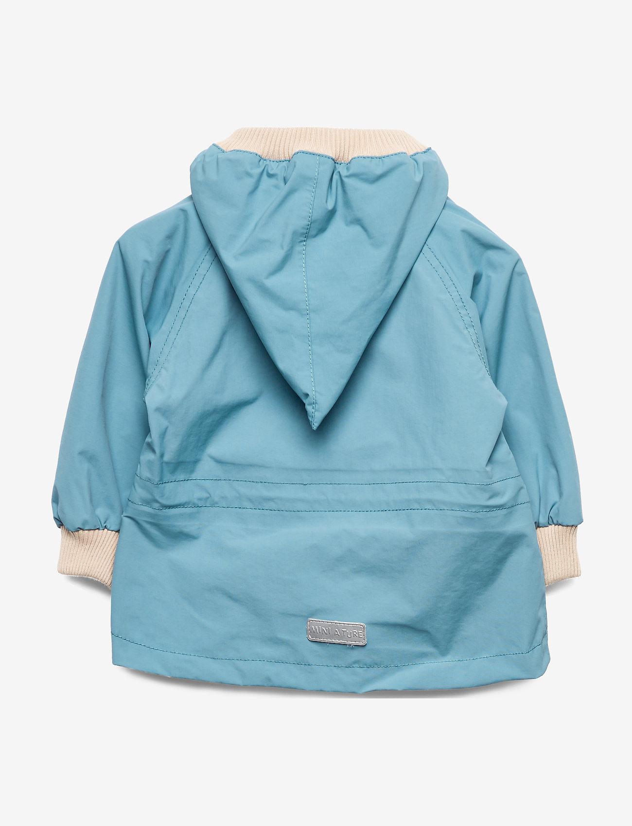Mini A Ture - Wai Jacket, M - parkas - blue heaven - 1