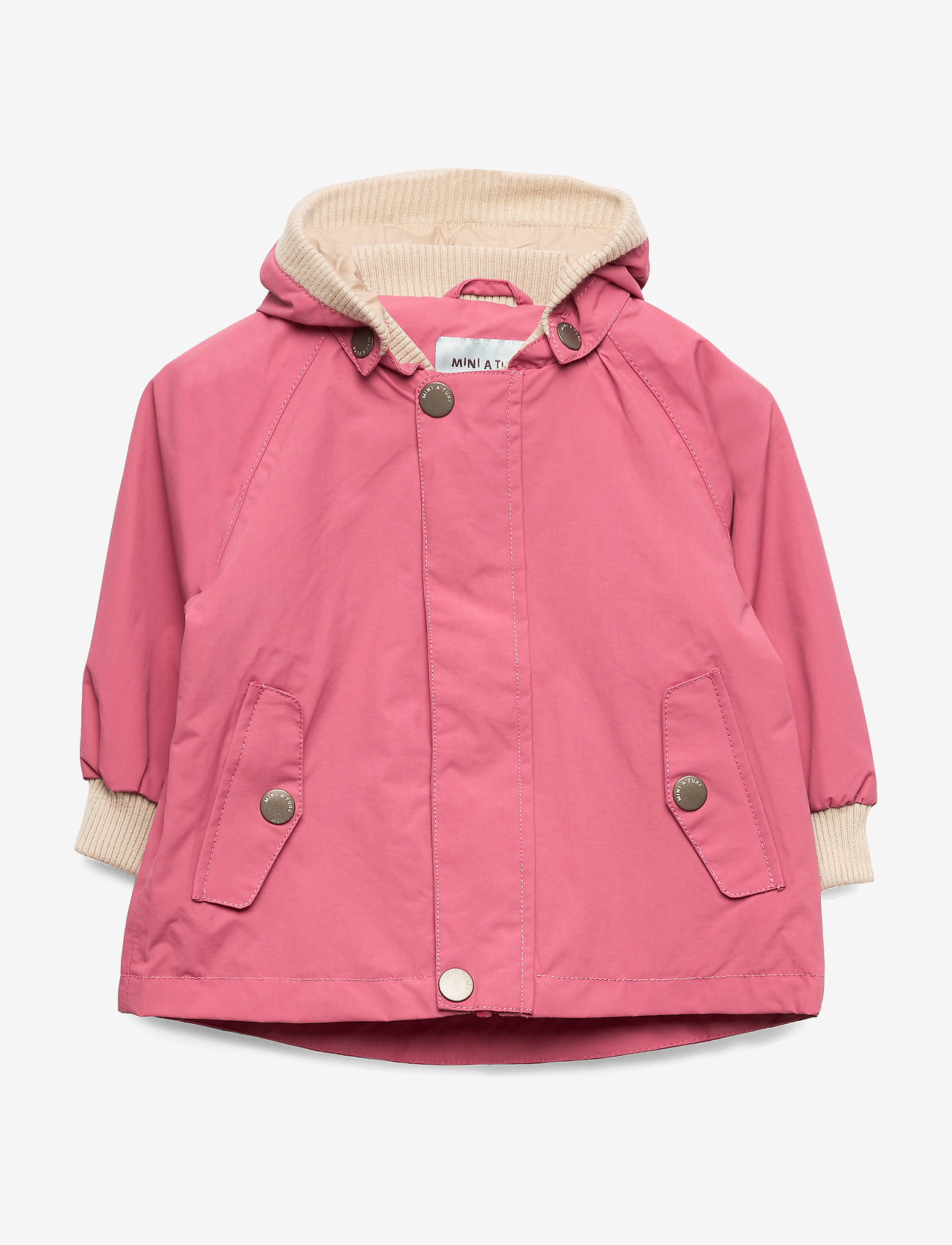 Mini A Ture - Wally Jacket, M - jackets - baroque rose - 0