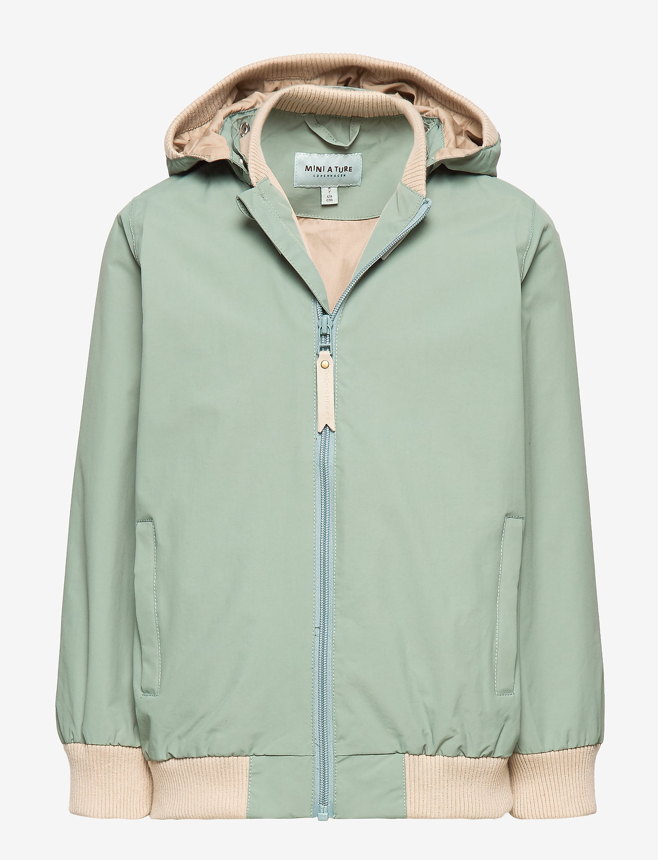 Mini A Ture - Wilder Jacket, K - shell jassen - chinois green - 0