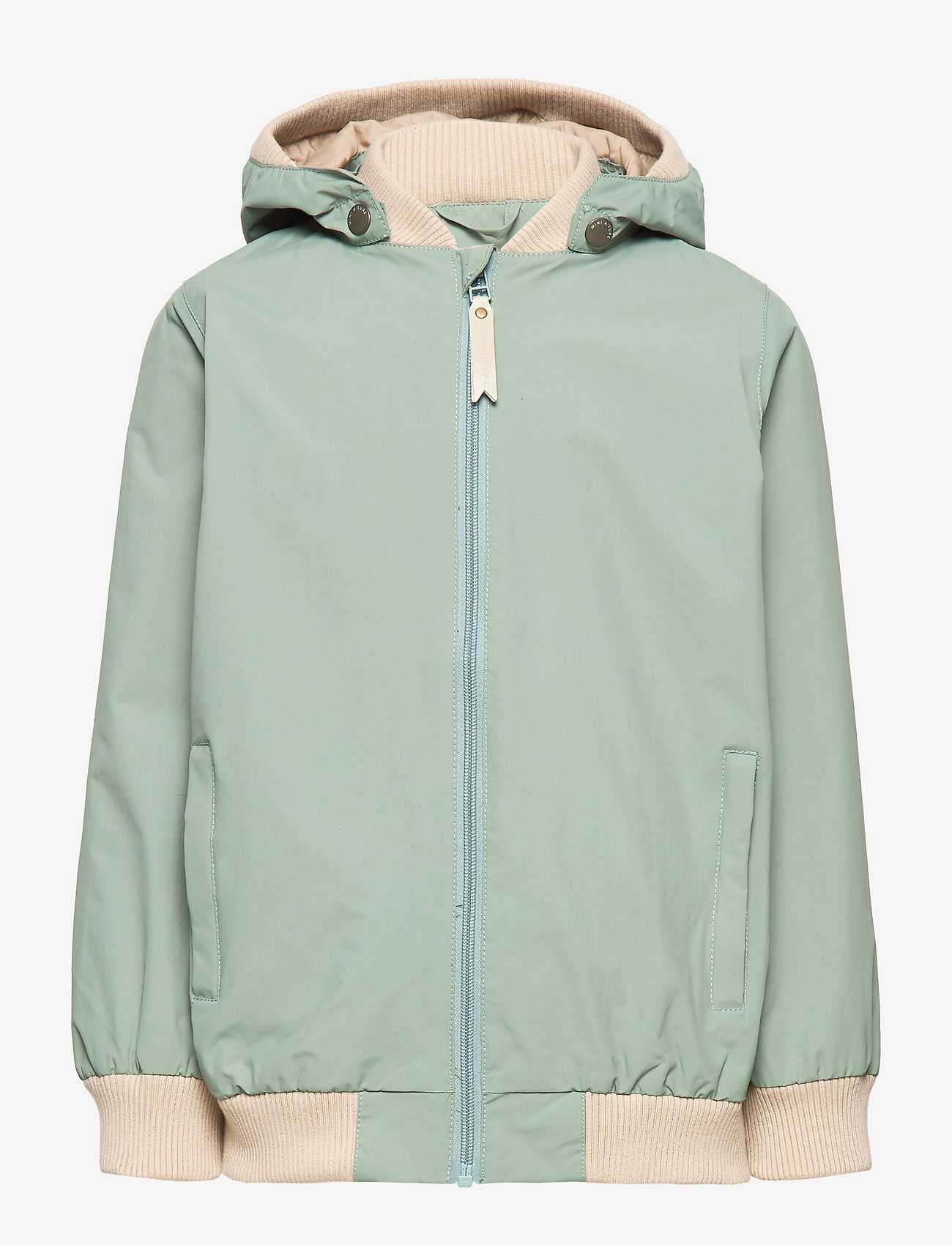Mini A Ture - Wilder Jacket, K - shell jassen - chinois green - 1