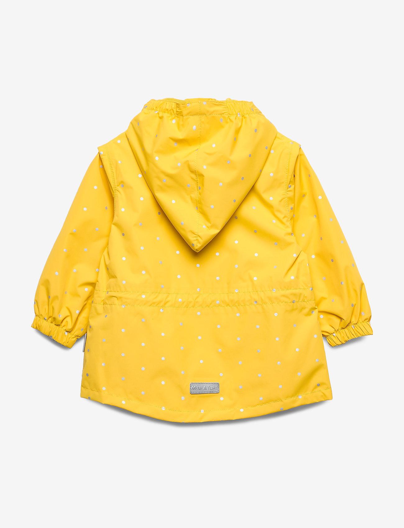 Mini A Ture - Anitha Jacket, M - jassen - bamboo yellow - 1