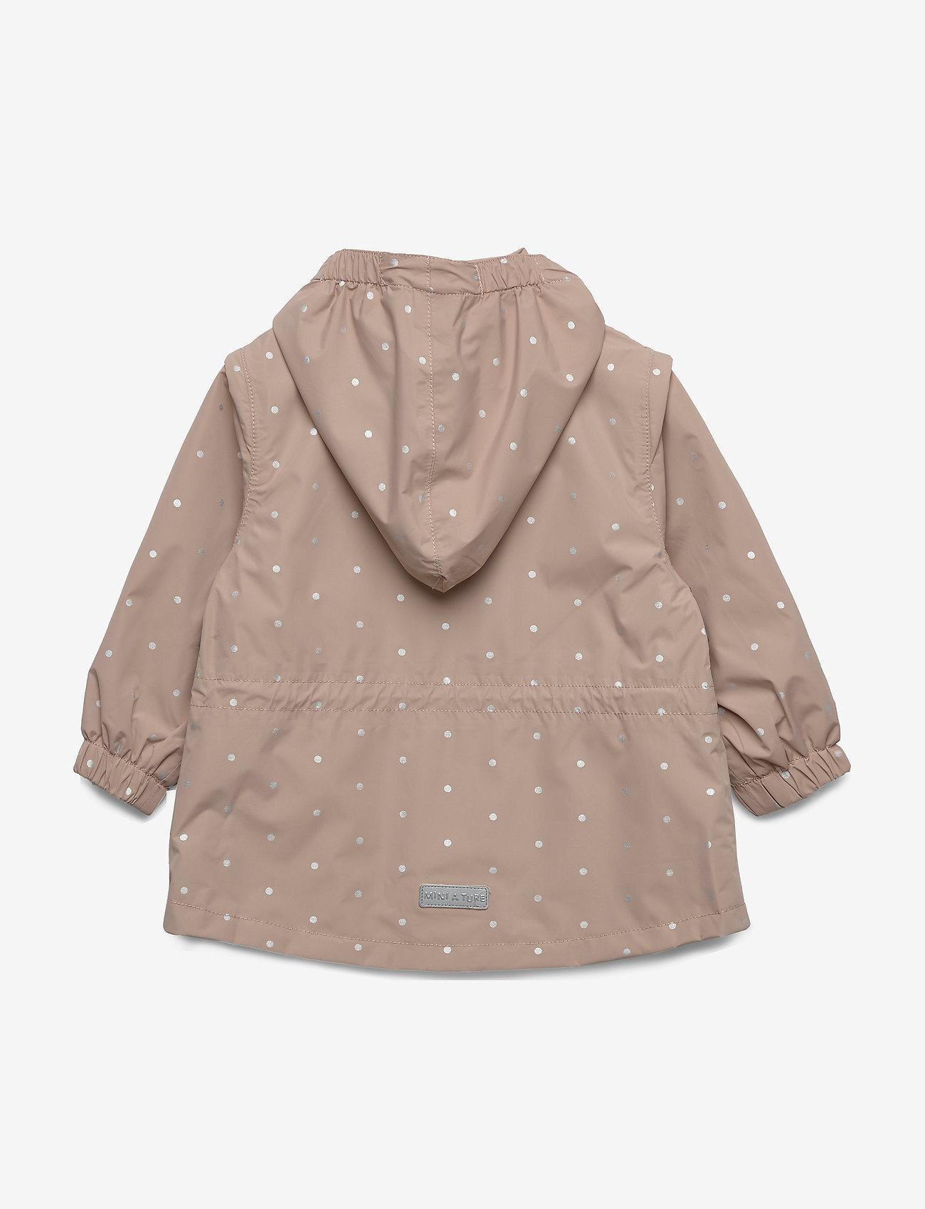 Mini A Ture - Anitha Jacket, M - jassen - muted lilac - 1