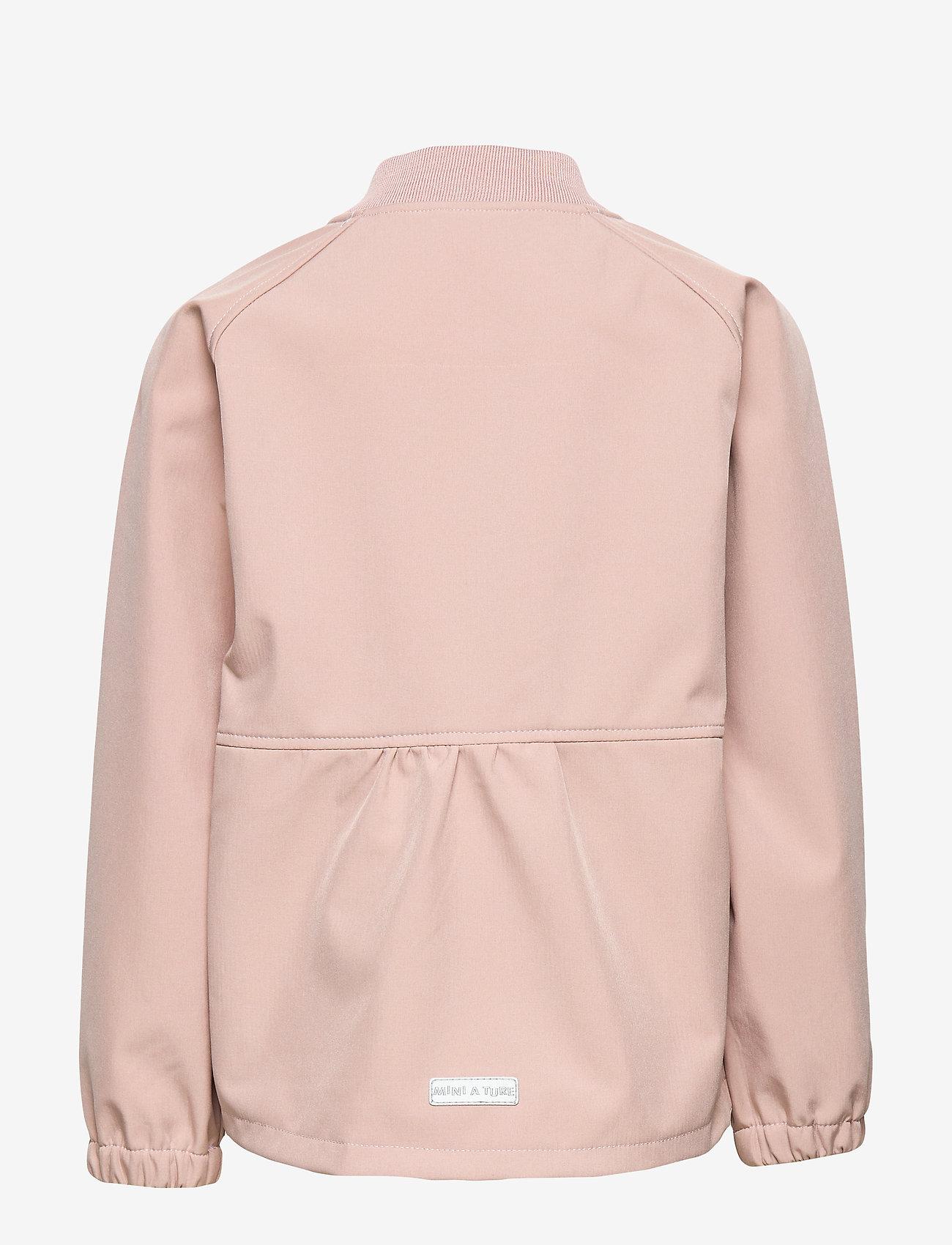 Mini A Ture - Bridget Jacket, MK - softshell jassen - muted lilac - 1