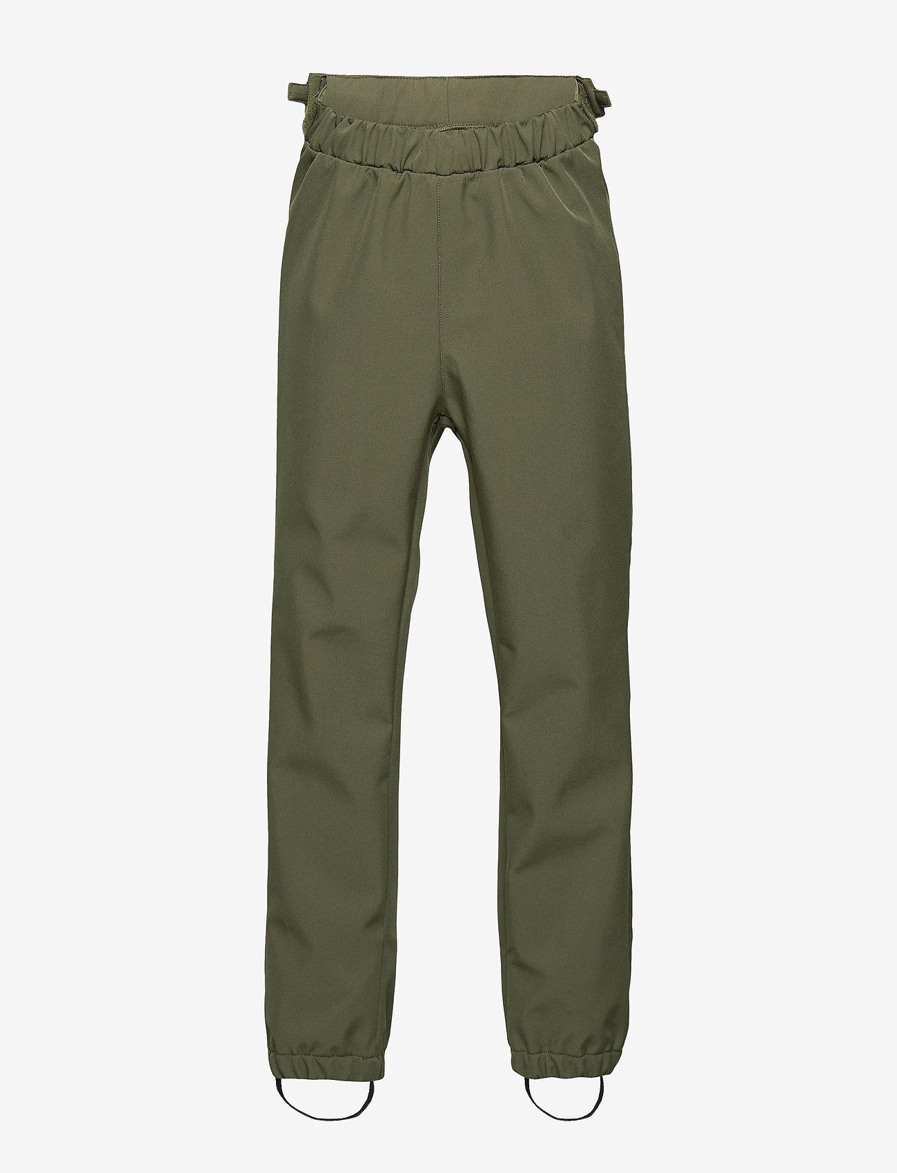 Mini A Ture - Aian Pants, M - broeken - beetle - 0