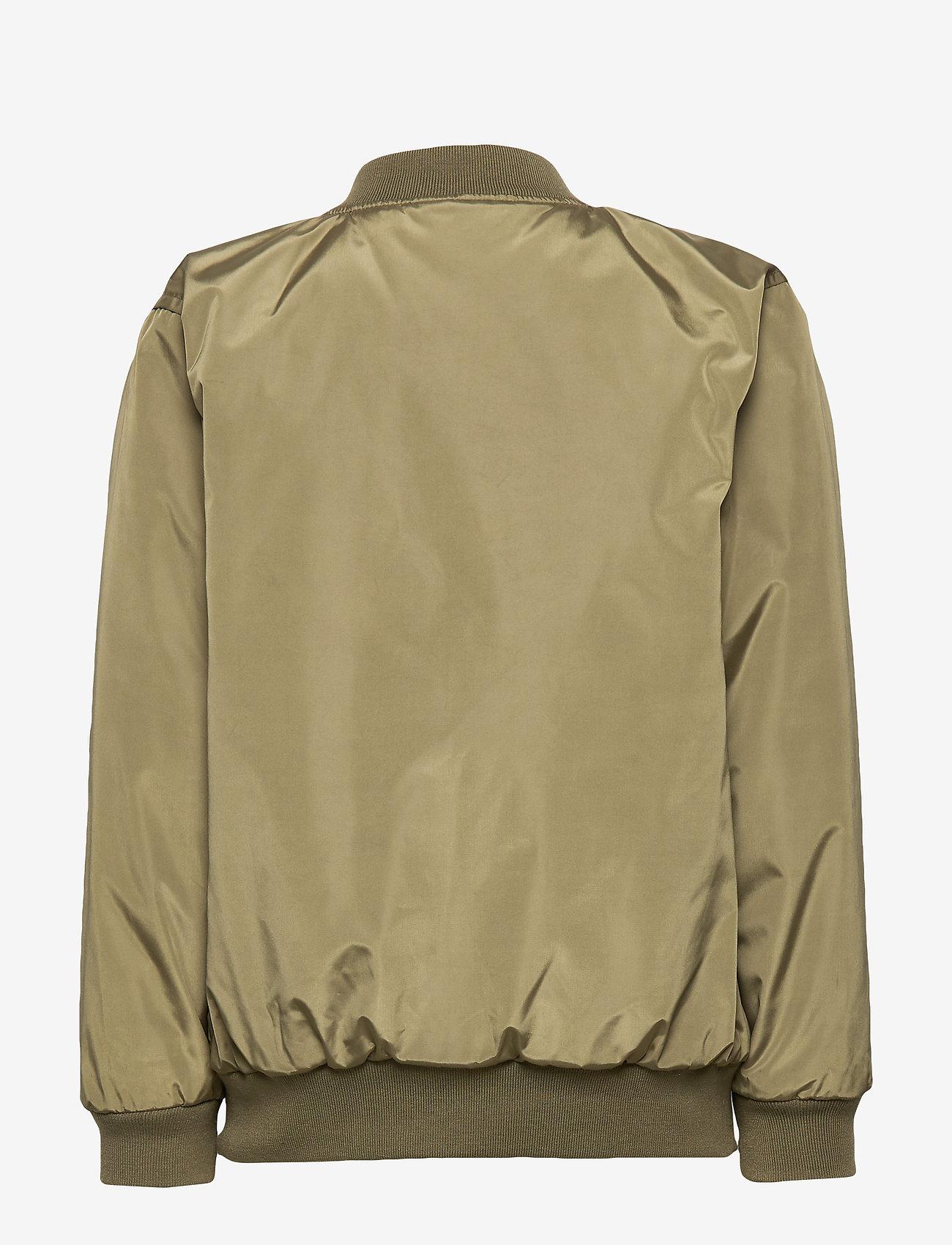 Mini A Ture - Július Jacket, K - bomber jackets - burnt olive - 1