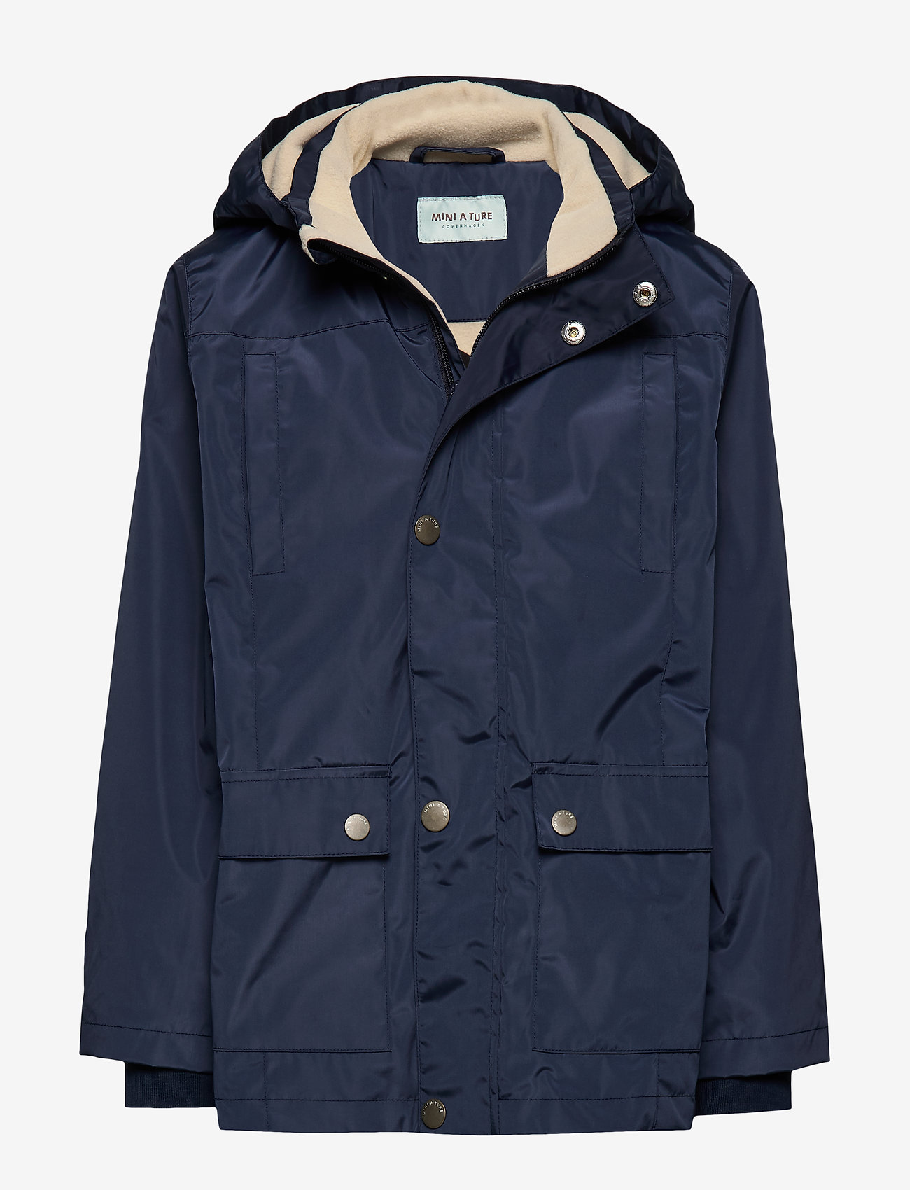 Mini A Ture - Wagner Jacket, K - jackets - blue nights - 0