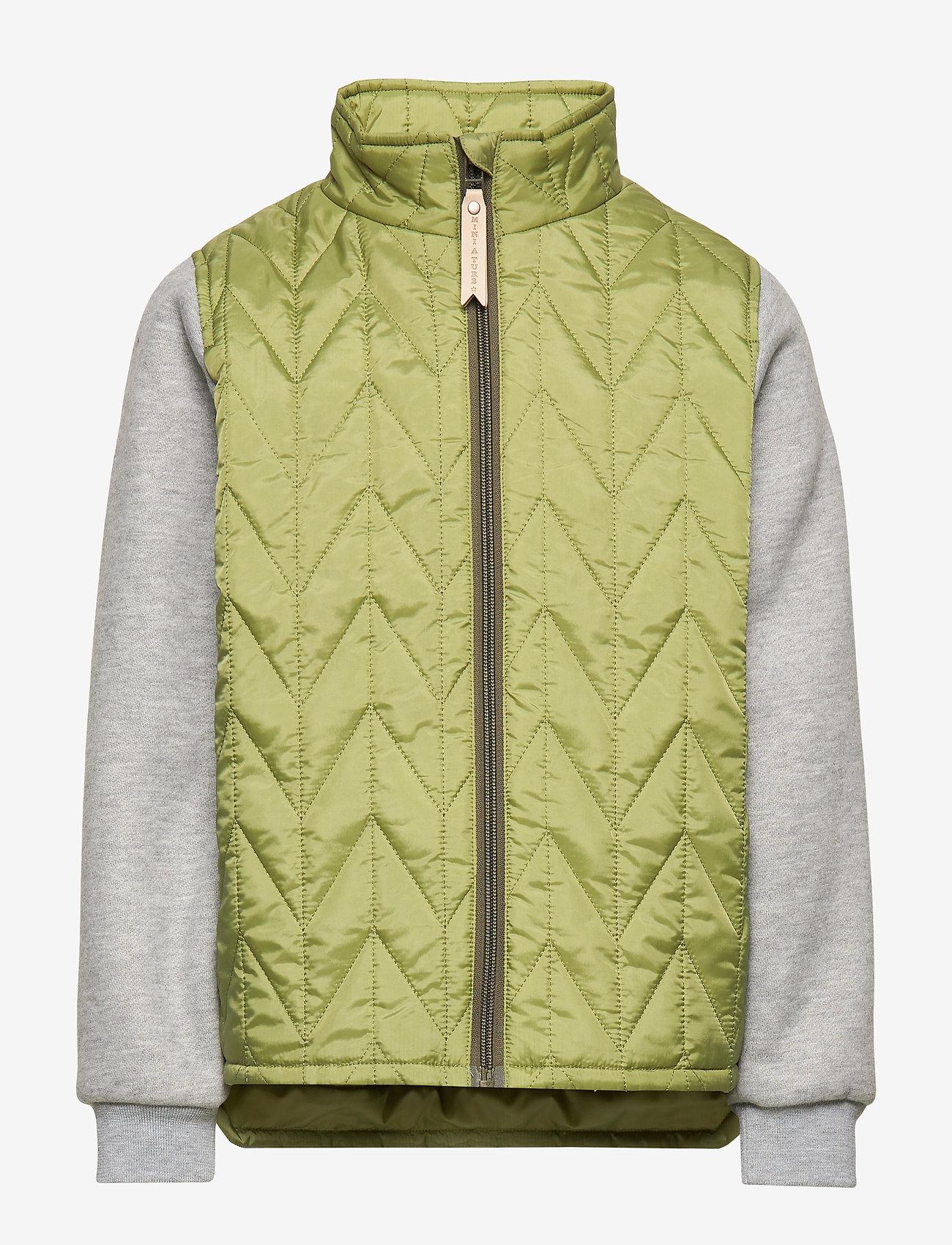 Mini A Ture - Haki Jacket, K - bomberjacks - green sage - 1