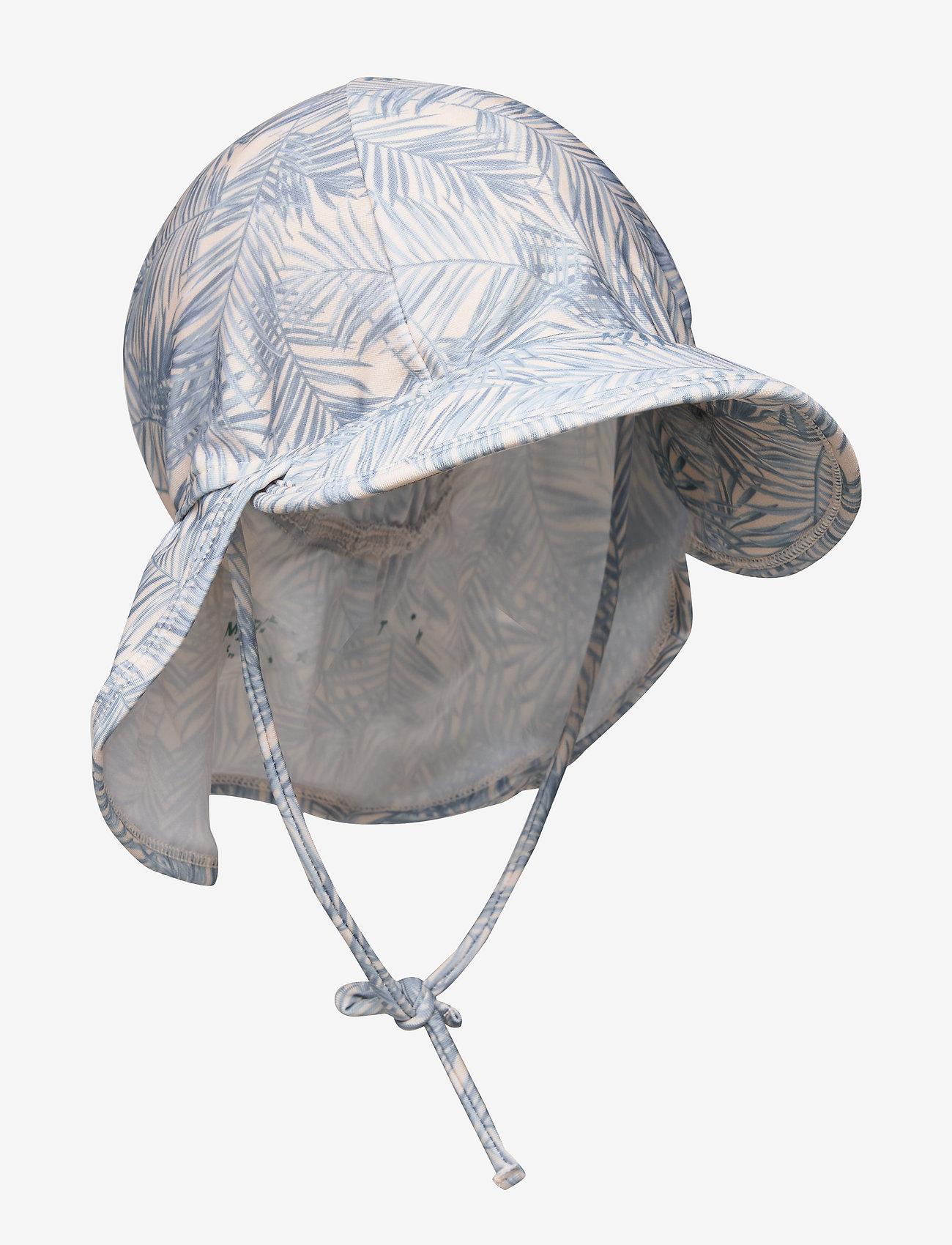 Mini A Ture - Gustas hat, B - zonnehoed - blue surf - 0