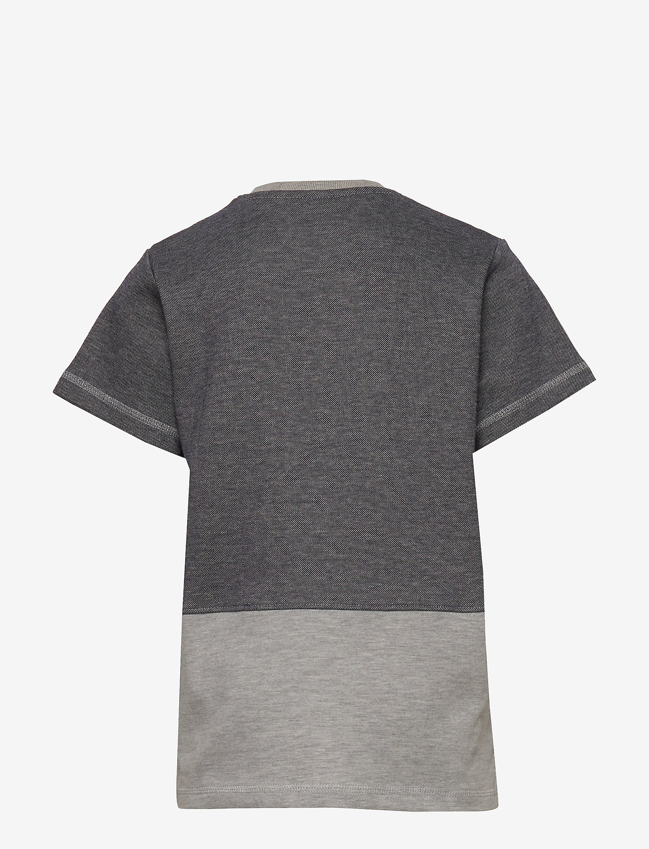 Mini A Ture - Maico T-shirt, K - korte mouwen - ombre blue - 1