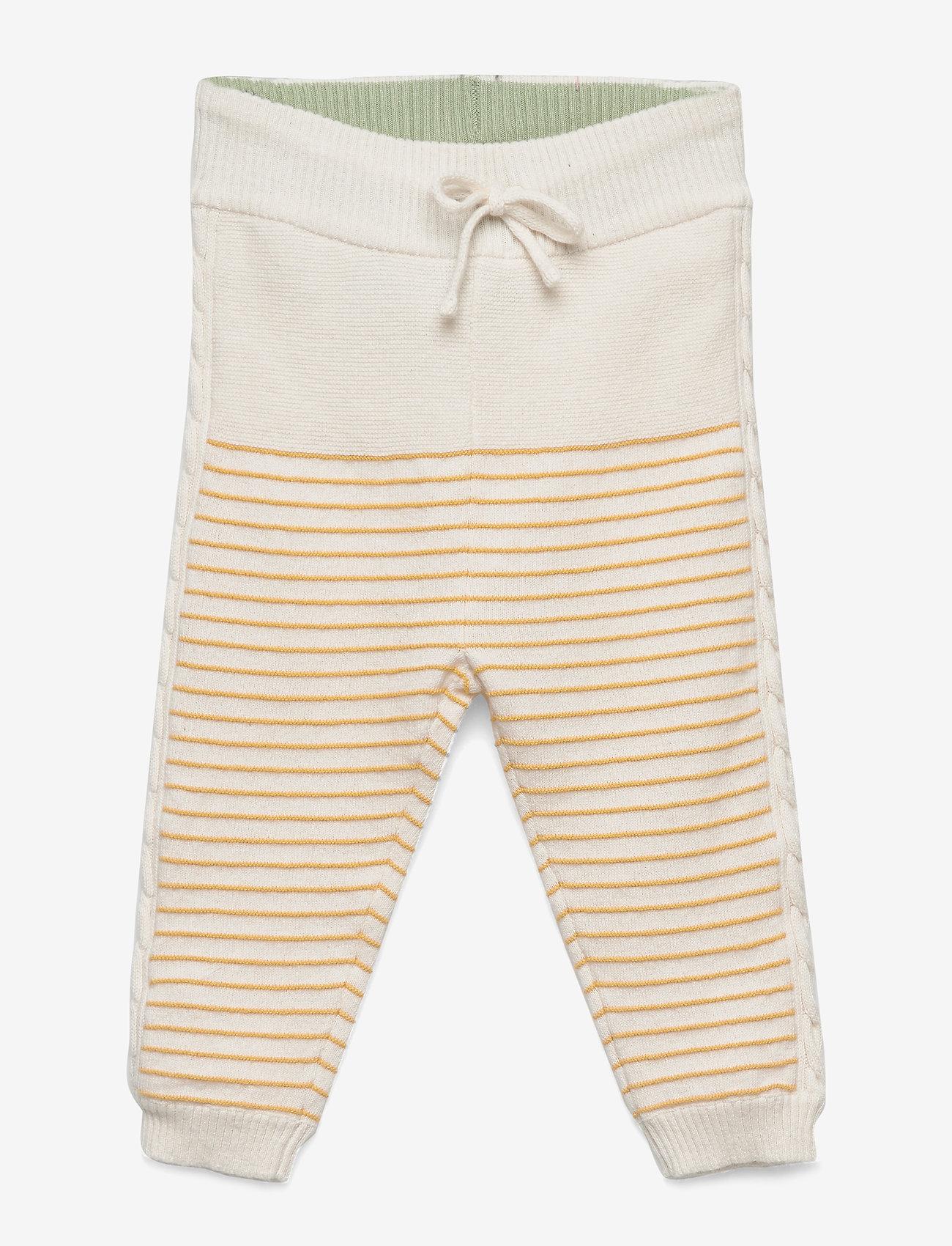 Mini A Ture - Tano Pants ,B - broeken - narcissus - 0