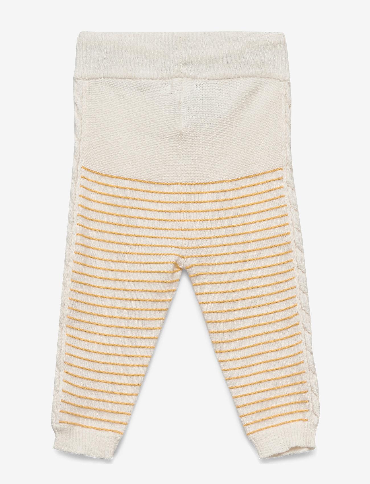 Mini A Ture - Tano Pants ,B - broeken - narcissus - 1