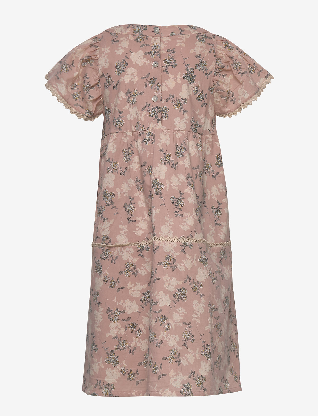 Mini A Ture - Anya Dress, K - kjoler - cloudy rose - 1