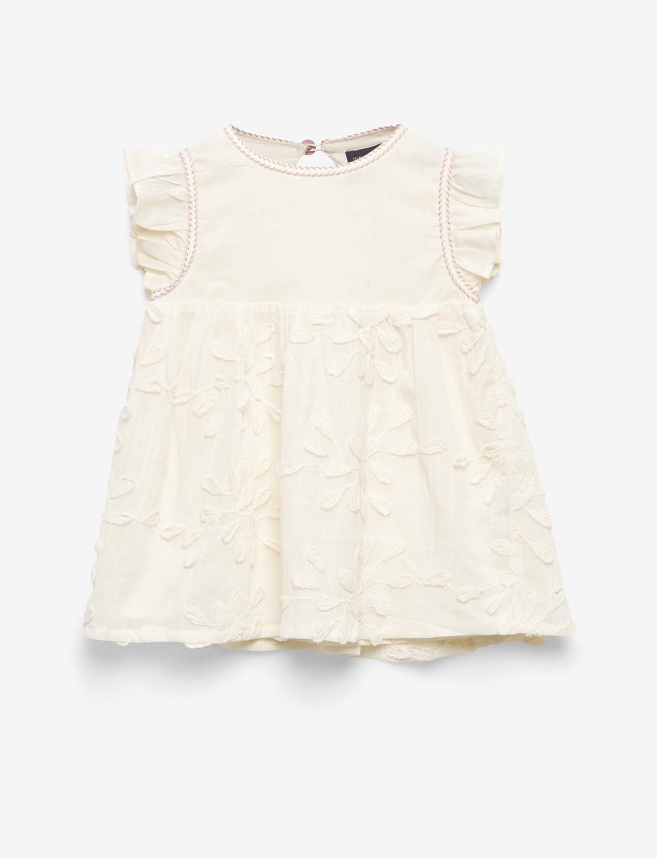 Mini A Ture - Mira dress, M - kjoler - off white - 0
