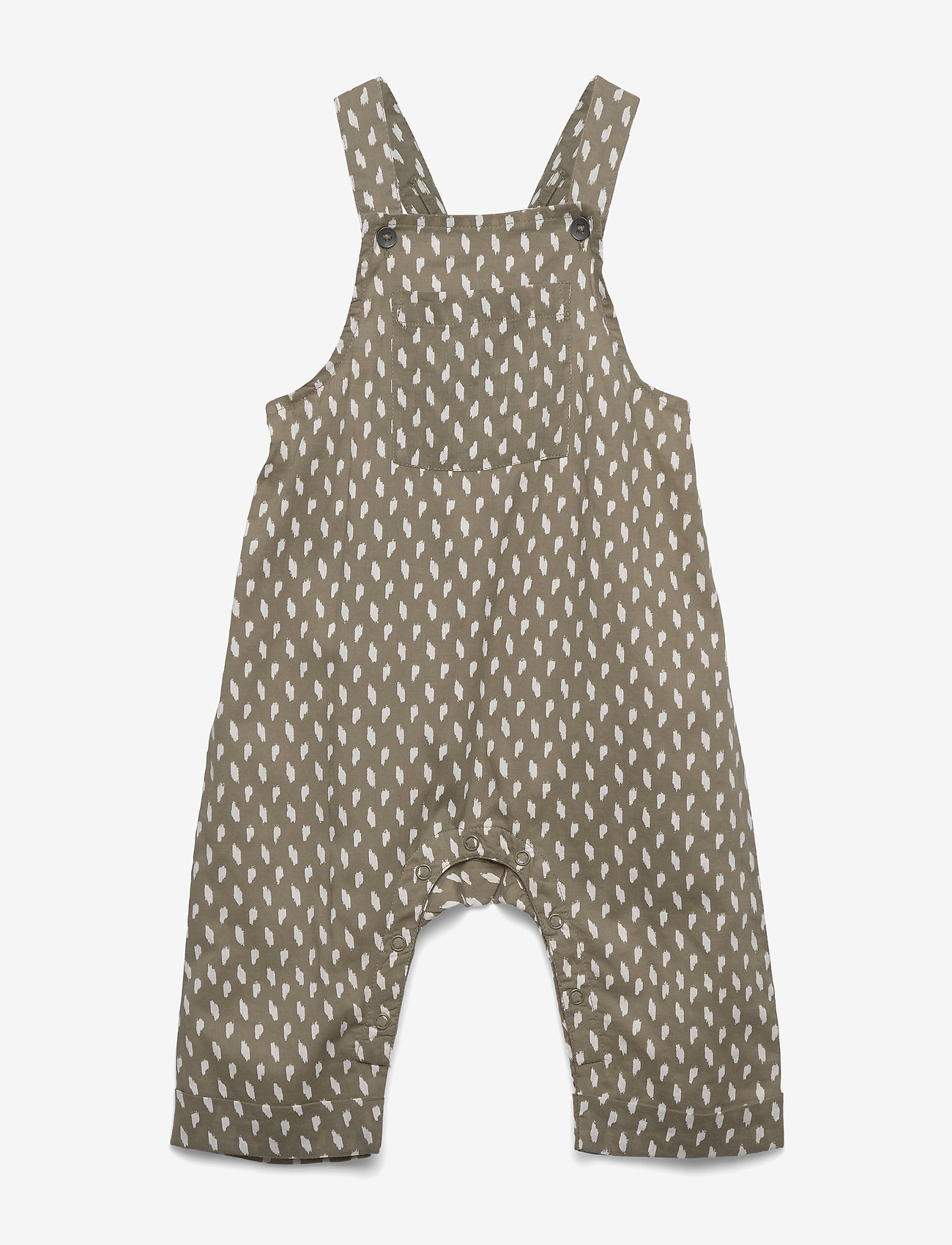 Mini A Ture - Huxi Overall, M - tuinbroek - deep green - 0
