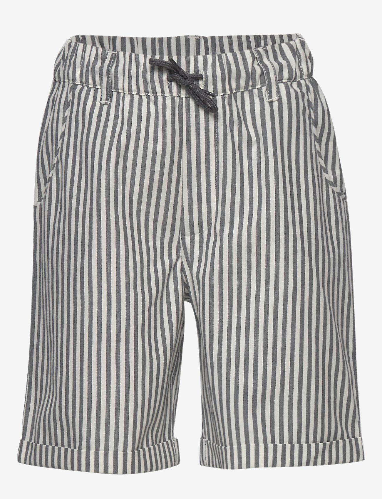 Mini A Ture - Cody Shorts, K - shorts - ombre blue - 0