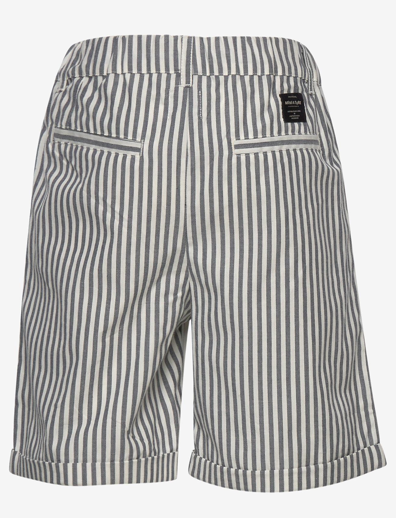Mini A Ture - Cody Shorts, K - shorts - ombre blue - 1