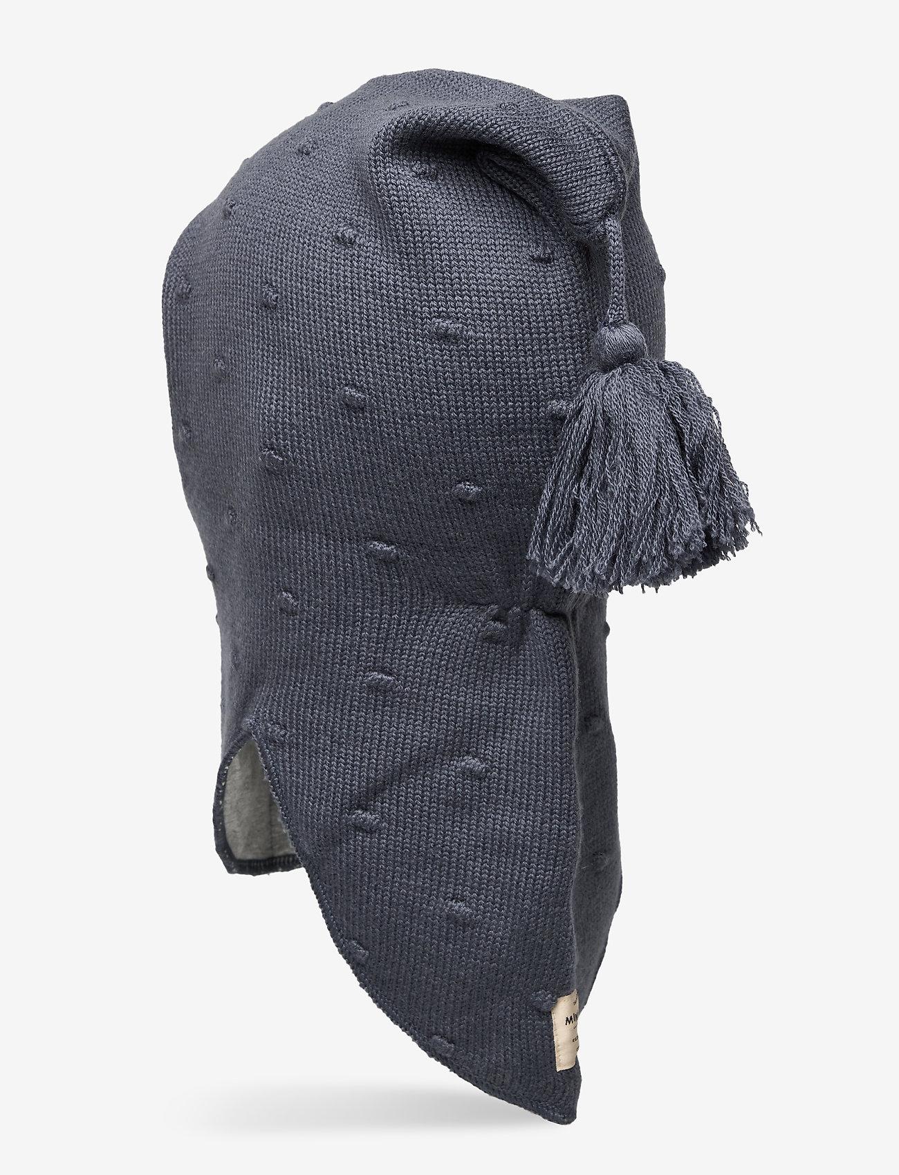 Mini A Ture - Juels Elephant hood, MK - balaclava - ombre blue - 1