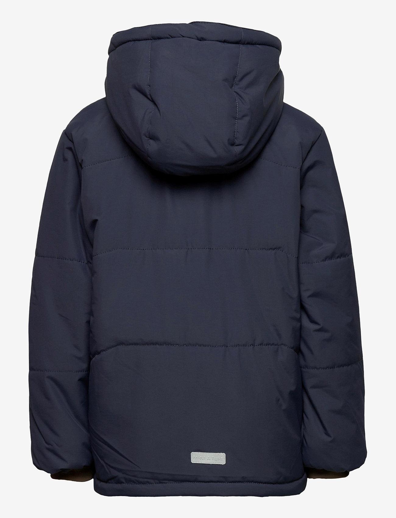 Mini A Ture - Weli Jacket, K - dunjakker & forede jakker - blue nights - 1