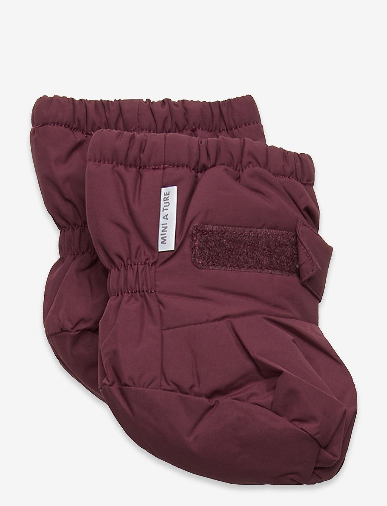 Mini A Ture - Winn Outdoor Sock, B - accessoires - catawba grape - 0