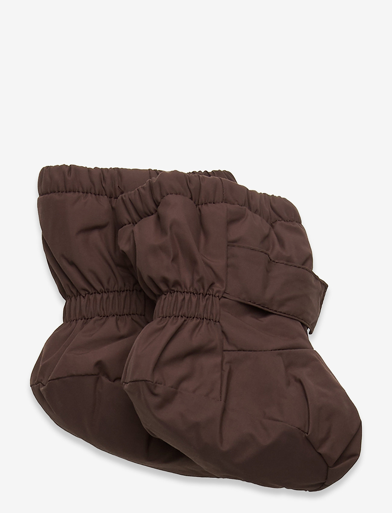 Mini A Ture - Winn Outdoor Sock, B - accessoires - dark choco - 0