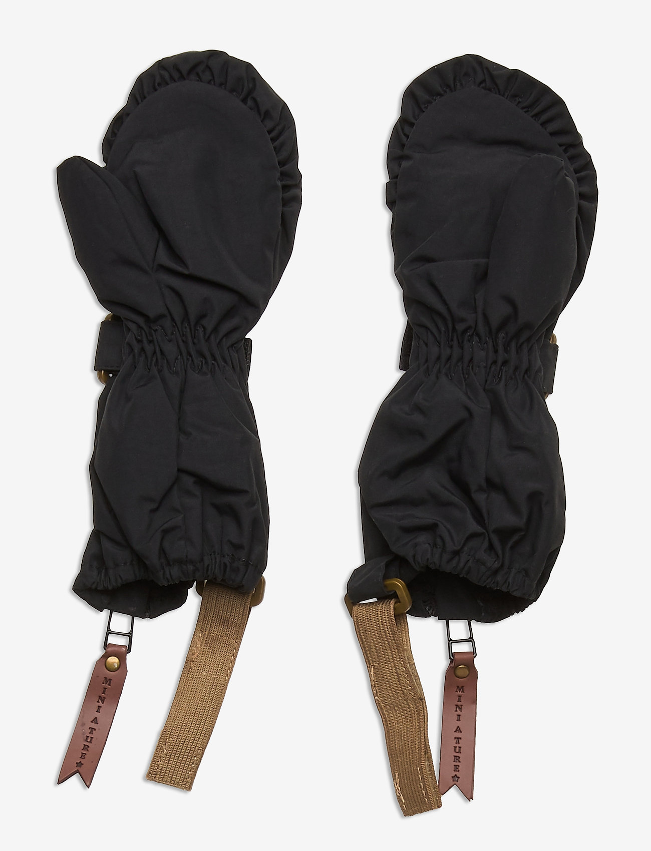 Mini A Ture - Cesar Gloves, M - winterkleding - tap shoe black - 1