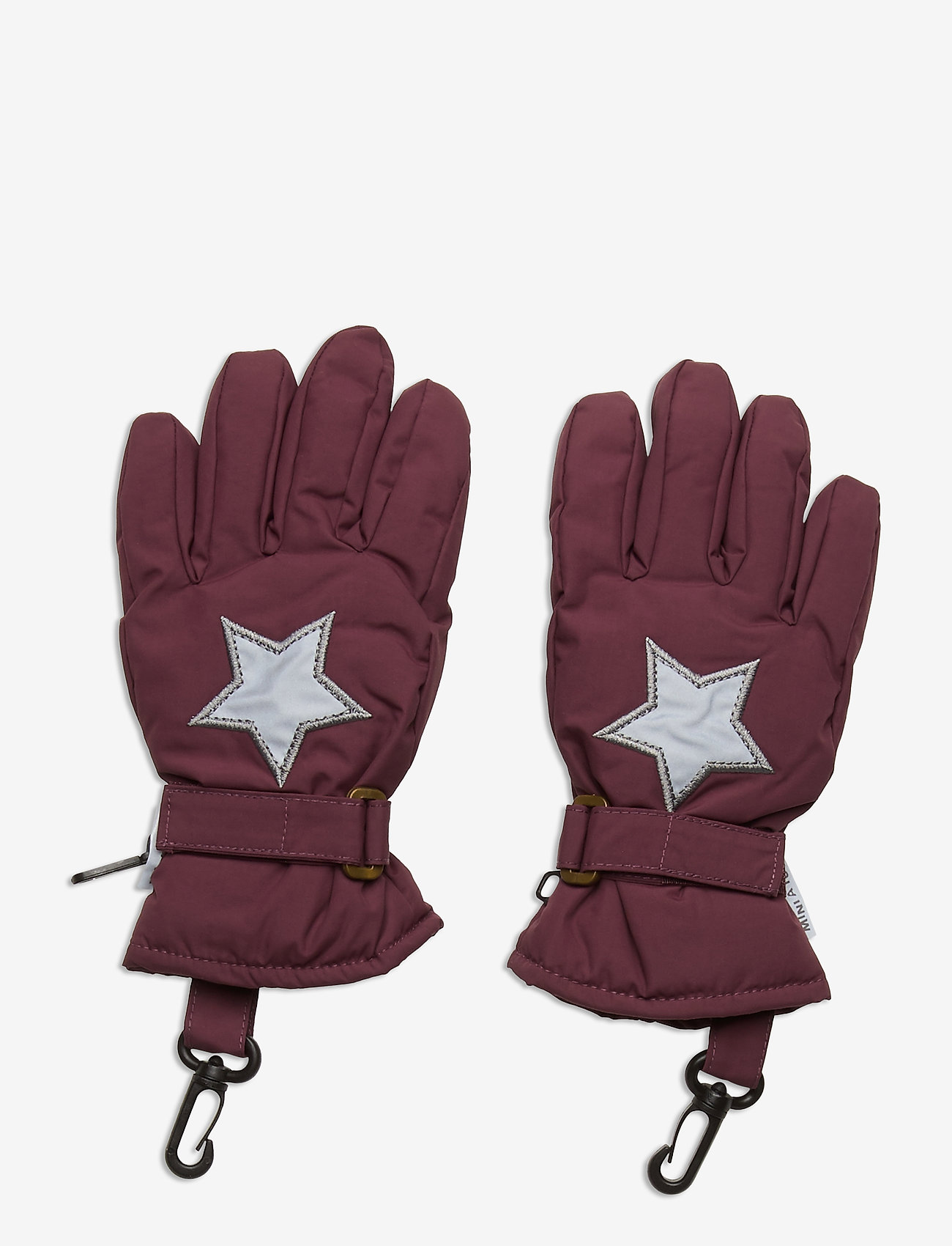 Mini A Ture - Celio Gloves, K - winterkleding - catawba grape - 0