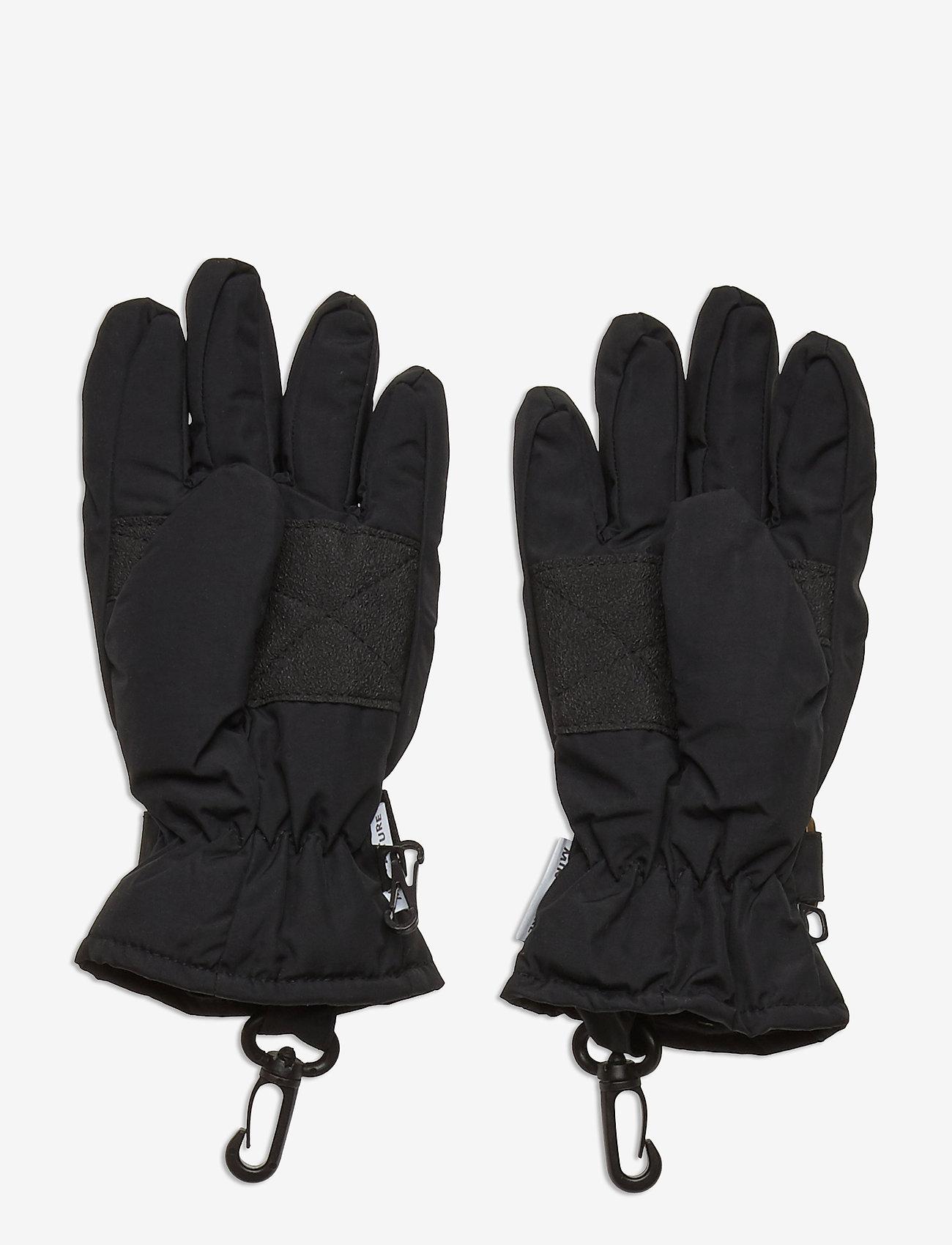 Mini A Ture - Celio Gloves, K - tap shoe black - 1