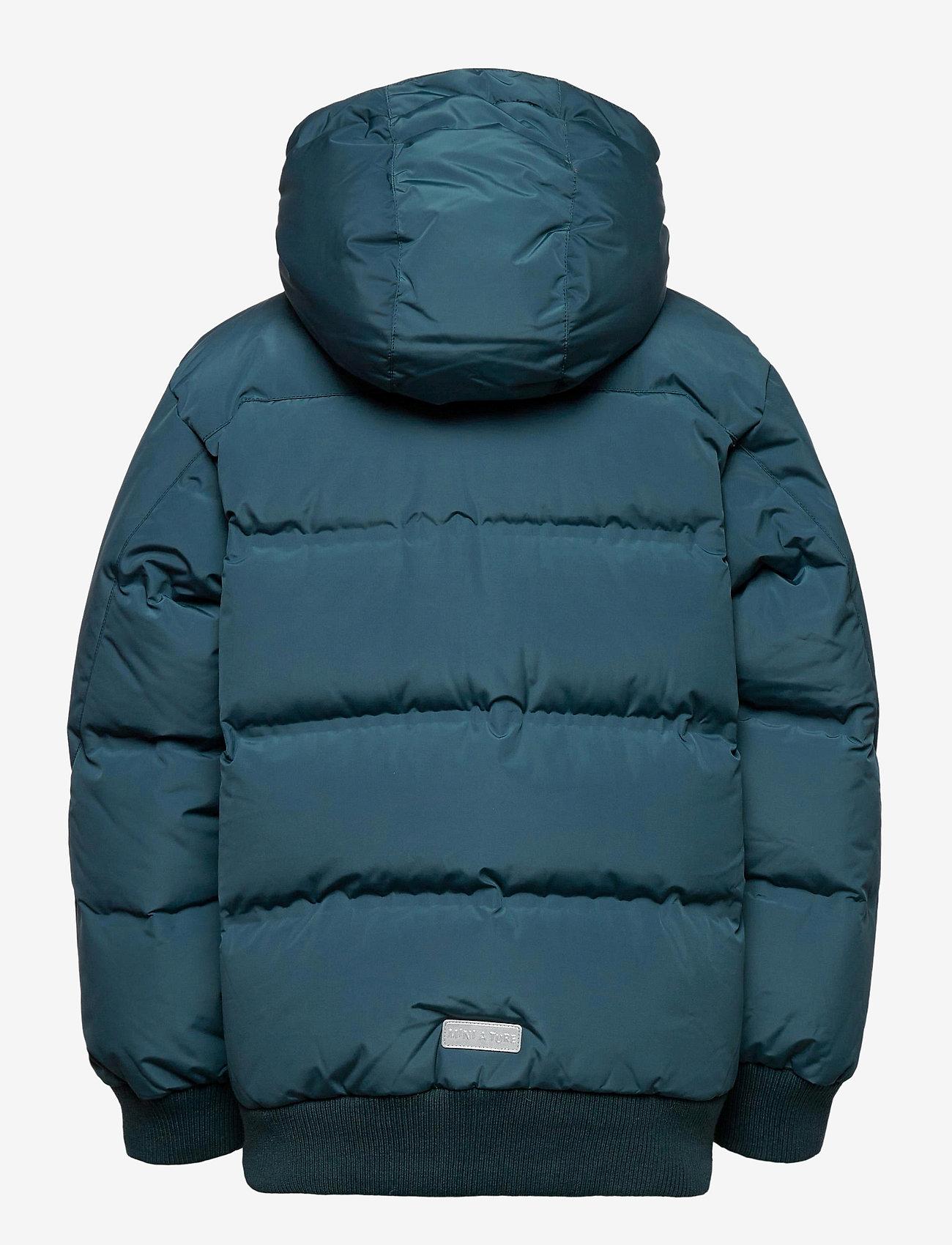 Mini A Ture - Wotan Jacket, K - dunjakker & forede jakker - stargazer blue - 1
