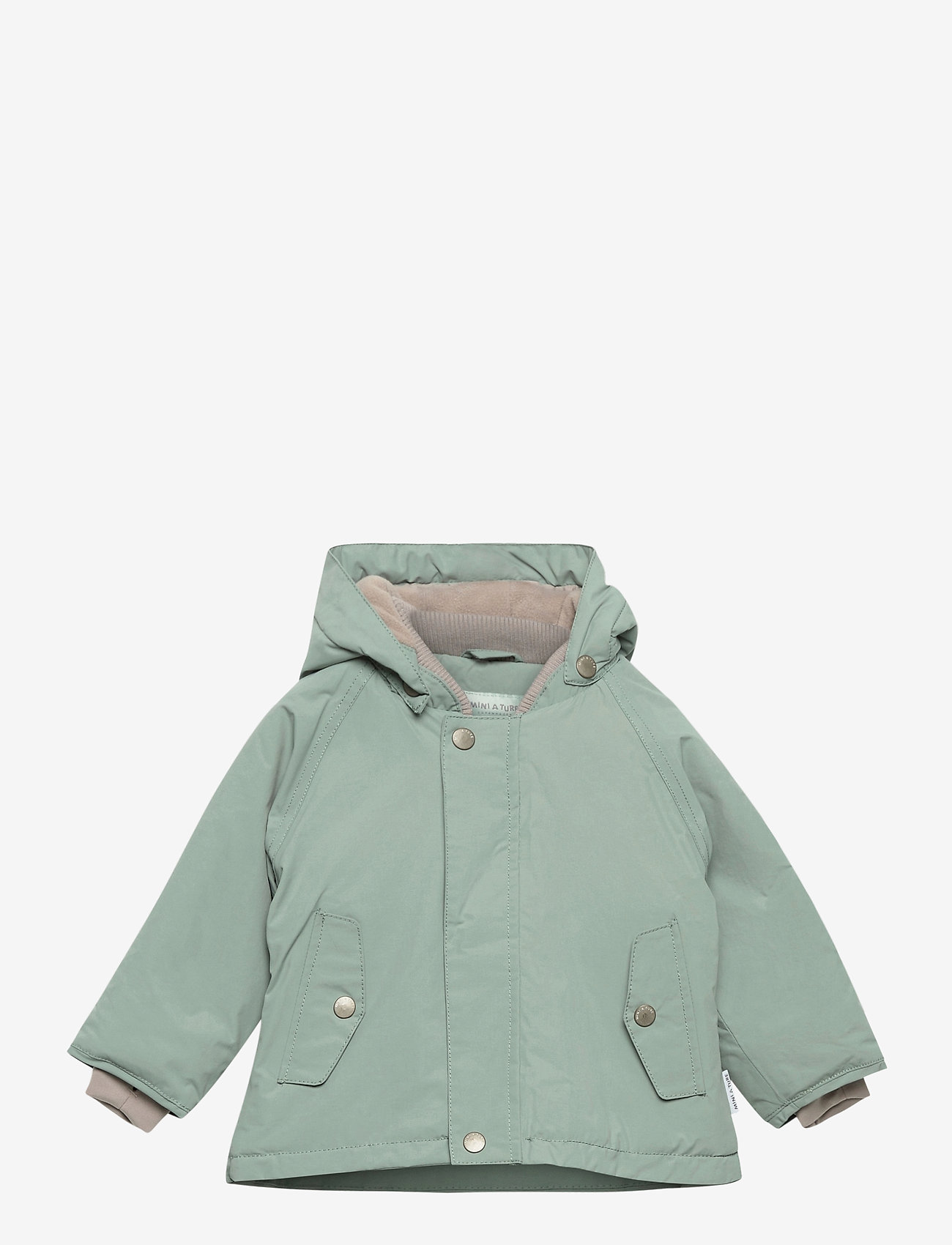 Mini A Ture - Wally Jacket, M - puffer & padded - chinois green - 0