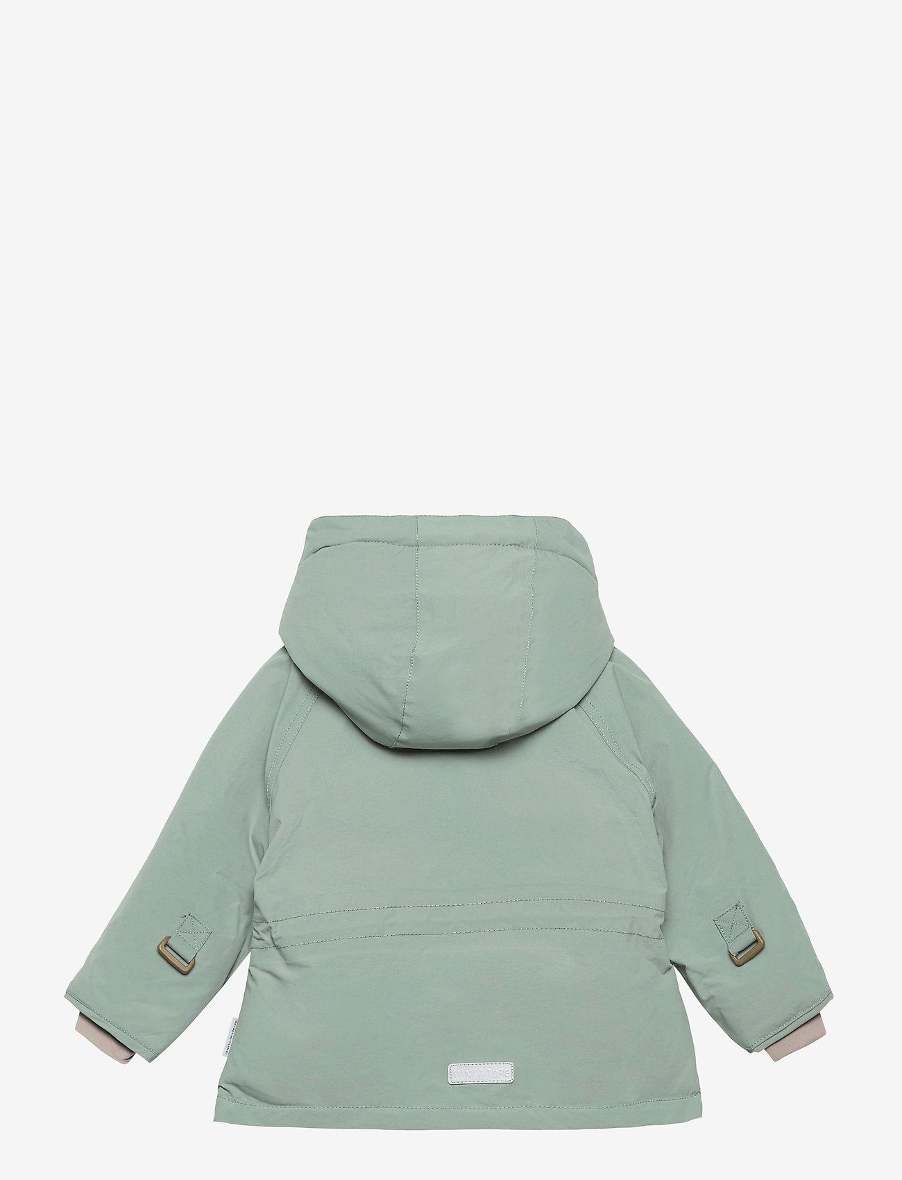 Mini A Ture - Wally Jacket, M - puffer & padded - chinois green - 1