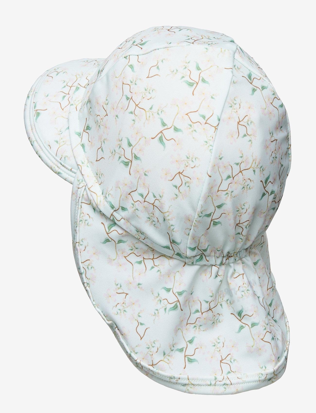 Mini A Ture - Gustas Hat, B - sun hats - pale aqua - 1