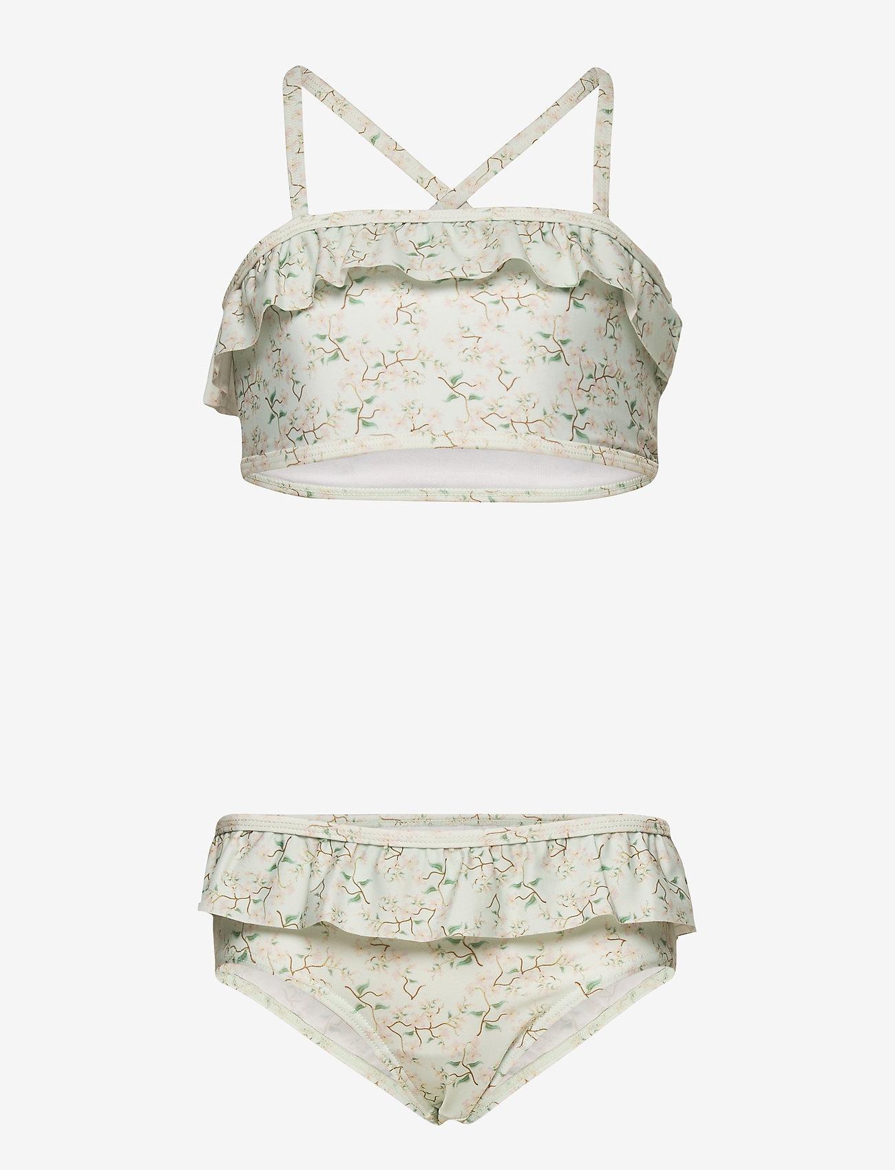 Mini A Ture - Githa Bikini, K - bikinis - pale aqua - 0