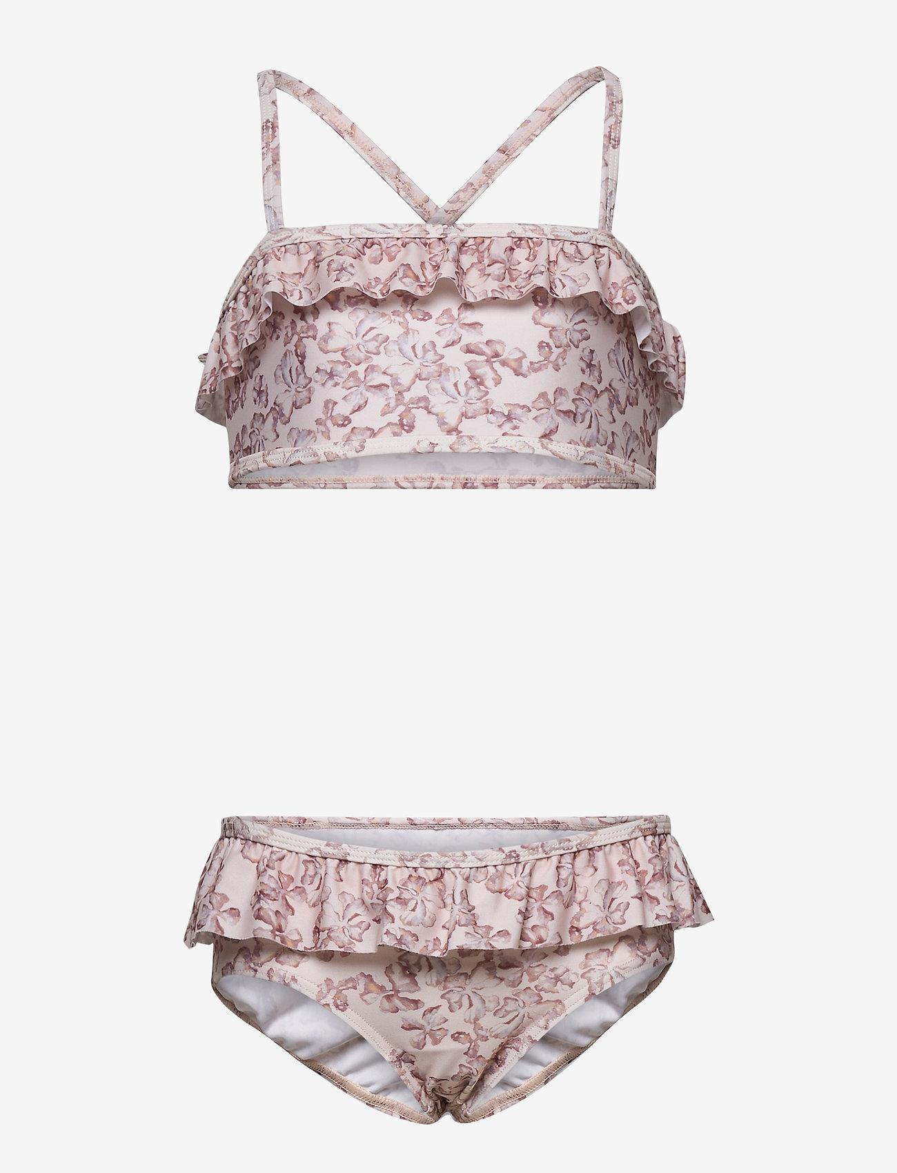 Mini A Ture - Githa Bikini, K - bikinis - shell rose - 0