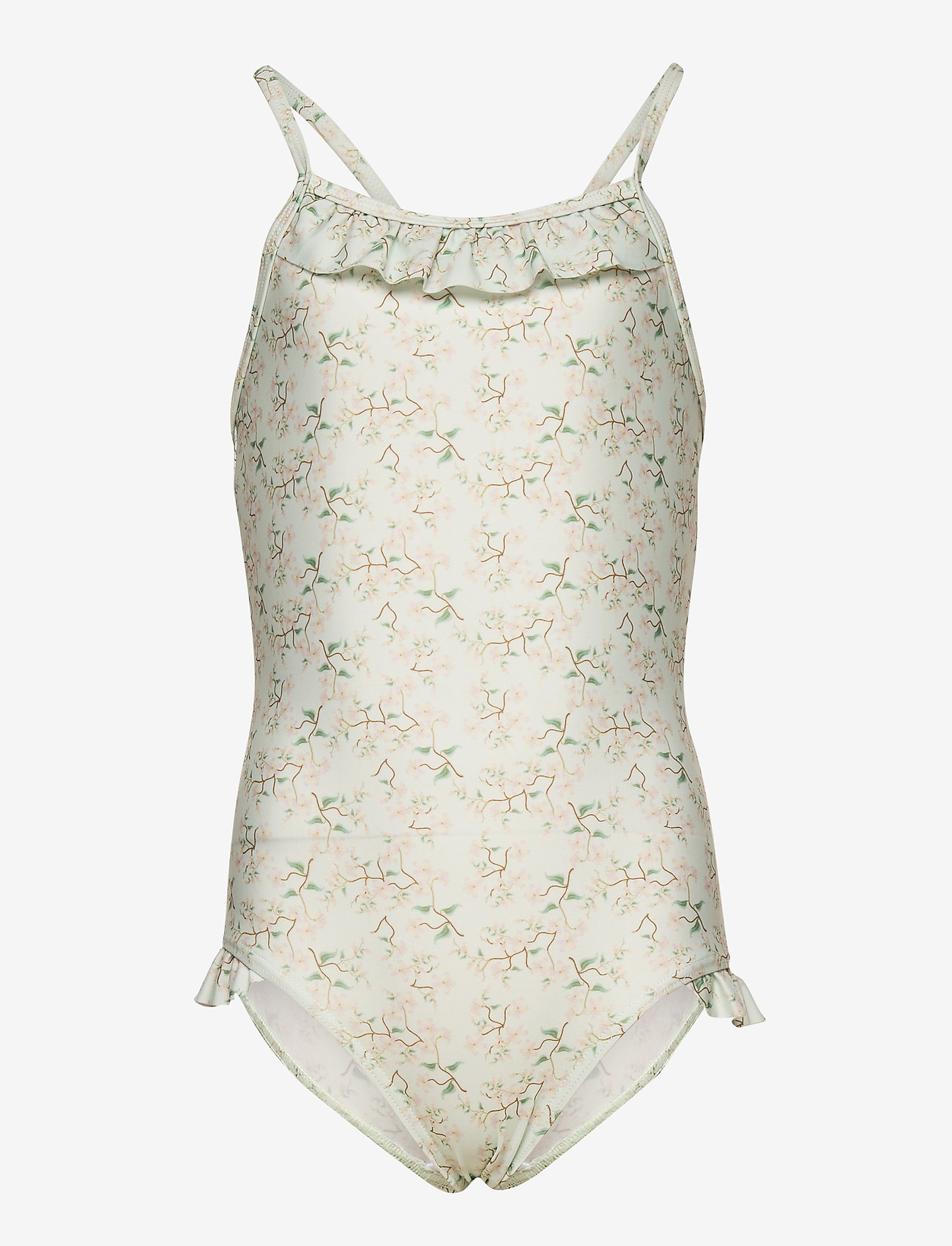 Mini A Ture - Gritt Swimsuit, K - swimsuits - pale aqua - 0