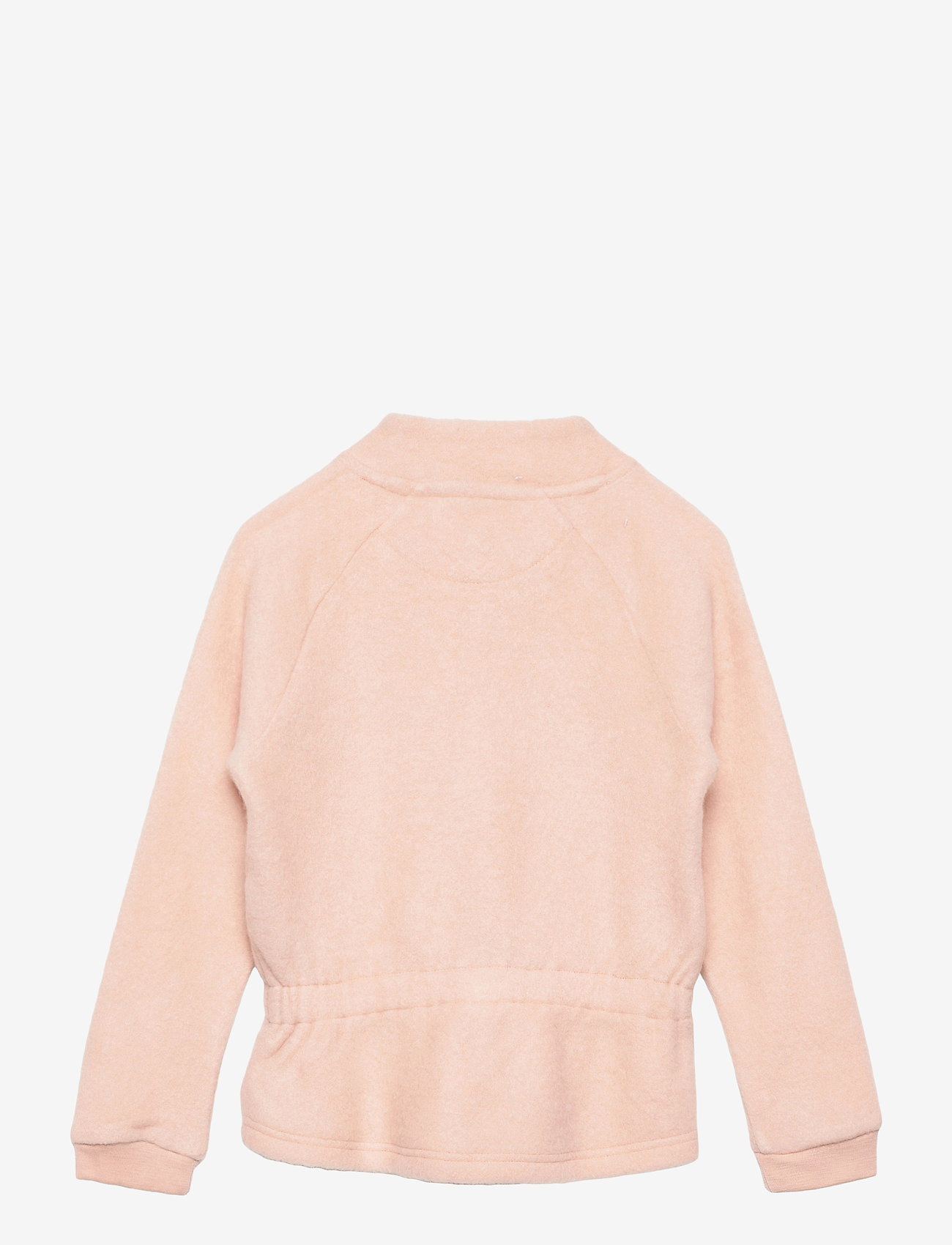 Mini A Ture - Lola Jacket, MK - fleecejakke - rose dust - 1