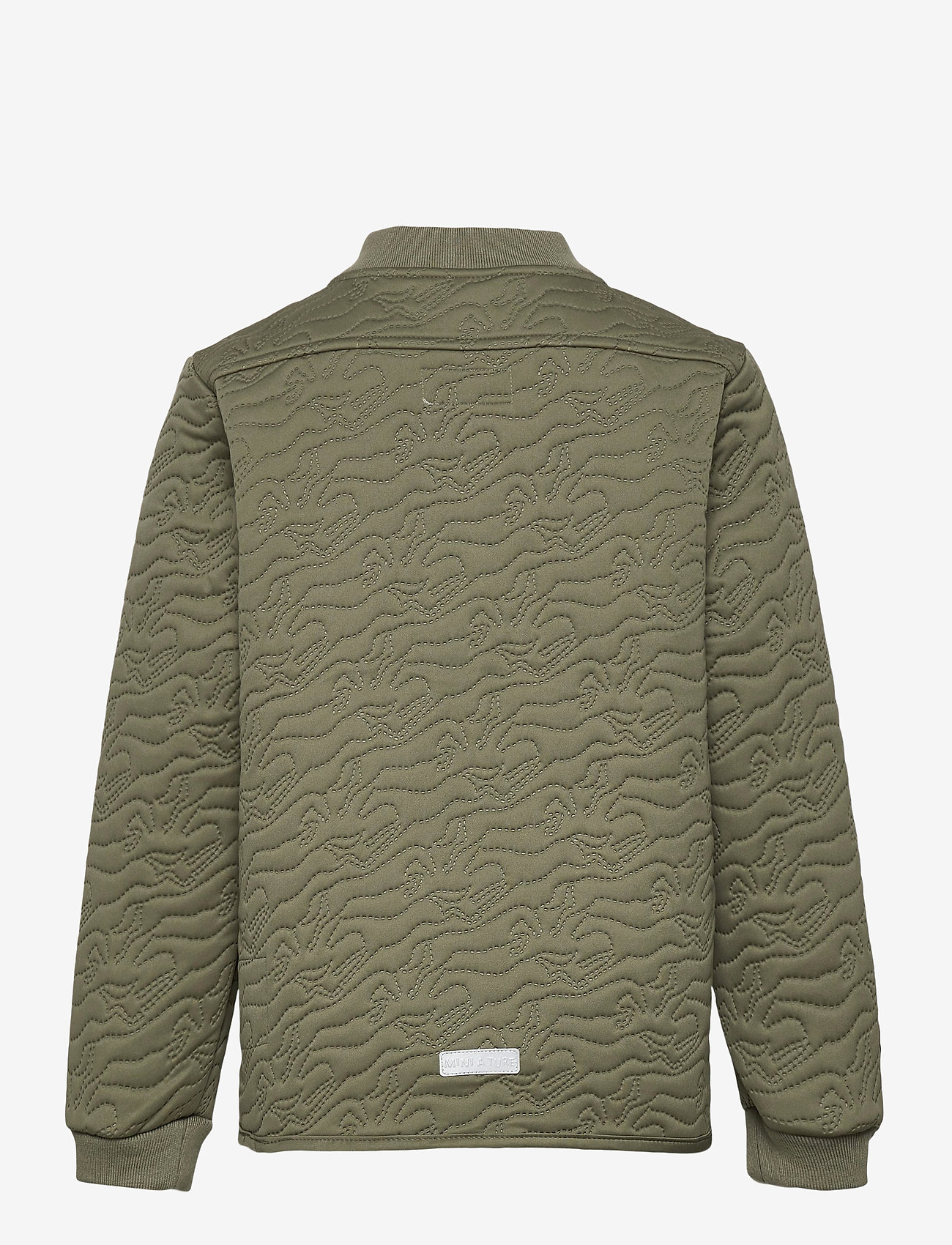 Mini A Ture - Derri Jacket, MK - coveralls - deep green - 1