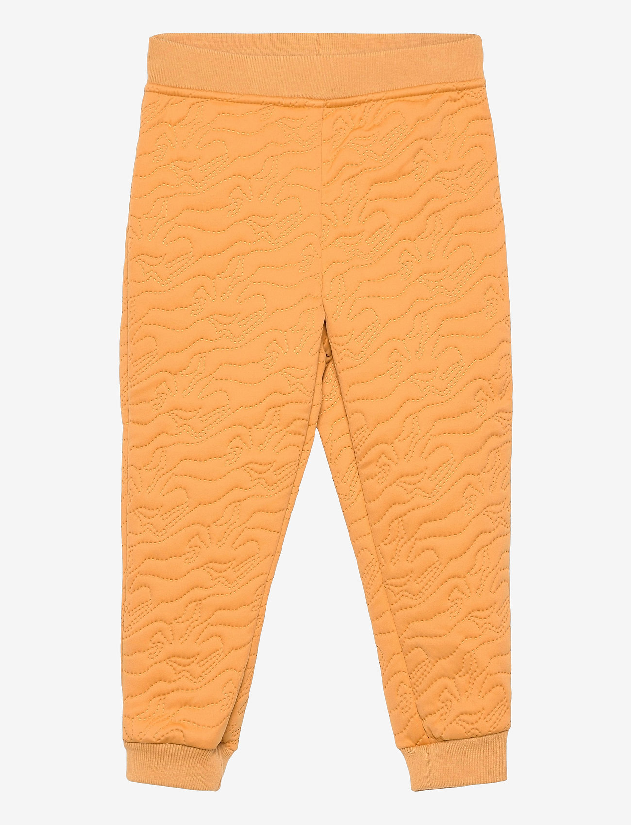 Mini A Ture - Daris Pants, K - coveralls - honey yellow - 0