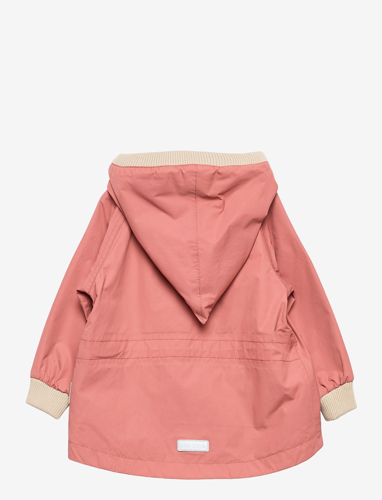 Mini A Ture - Wai Fleece Jacket, M - shell jassen - canyon rose - 1