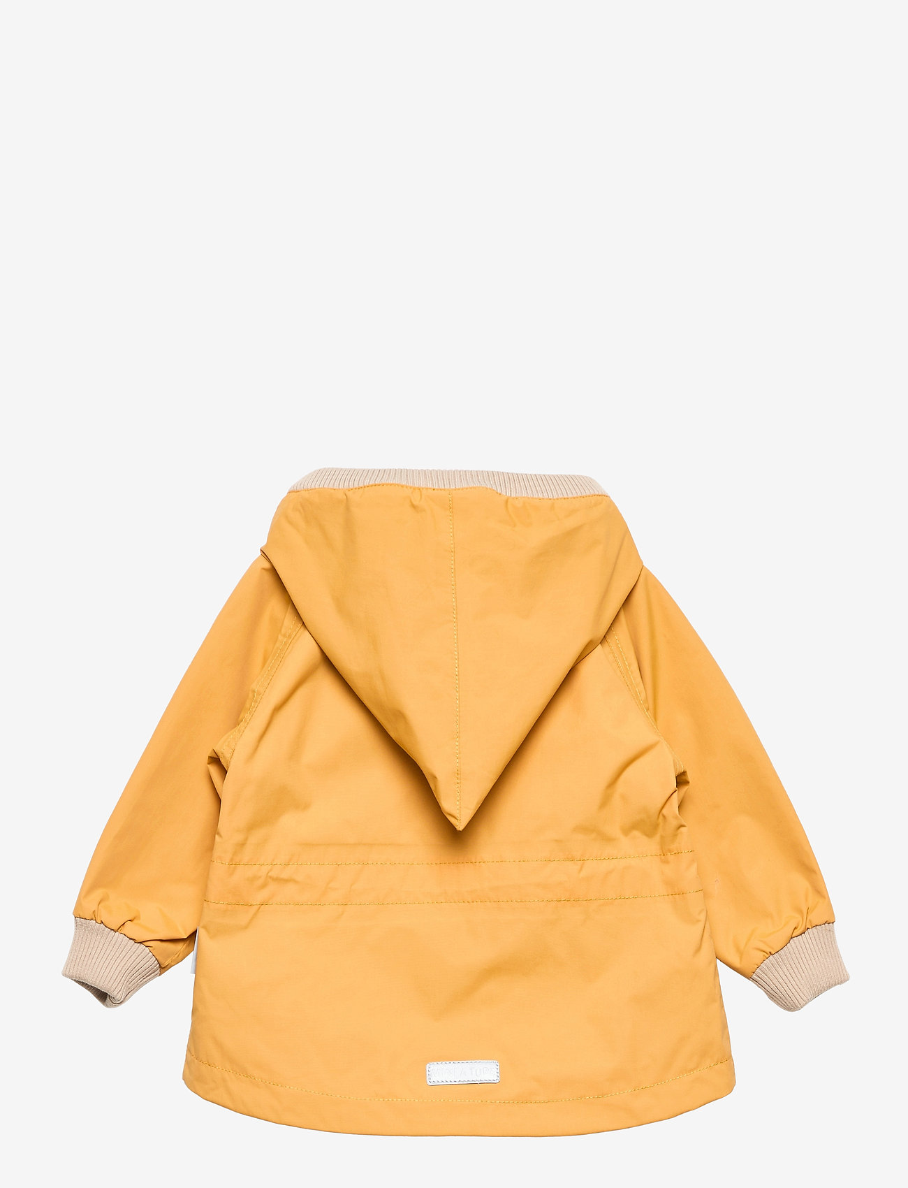 Mini A Ture - Wai Fleece Jacket, M - shell jackets - waxed honey - 1