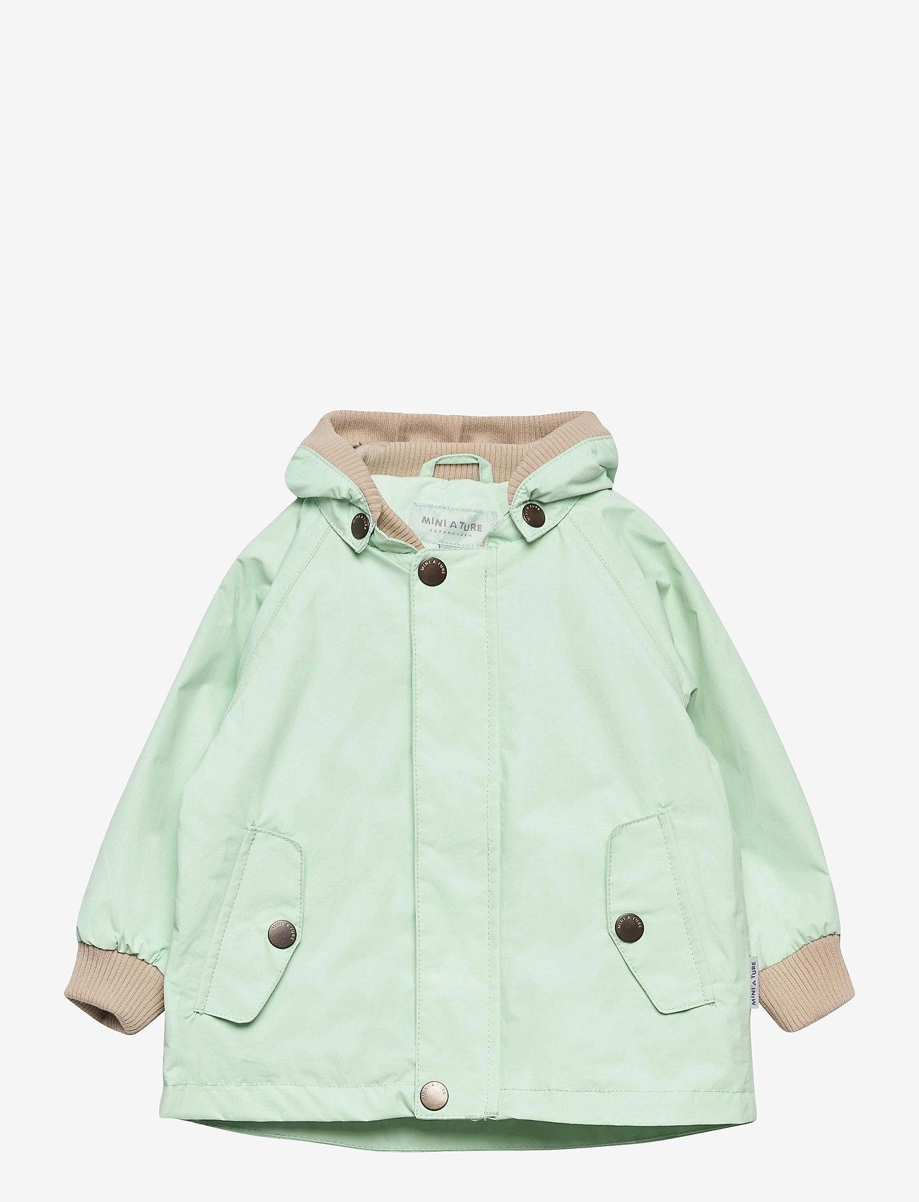Mini A Ture - Wally Jacket, M - shell jackets - mini a ture blue - 0