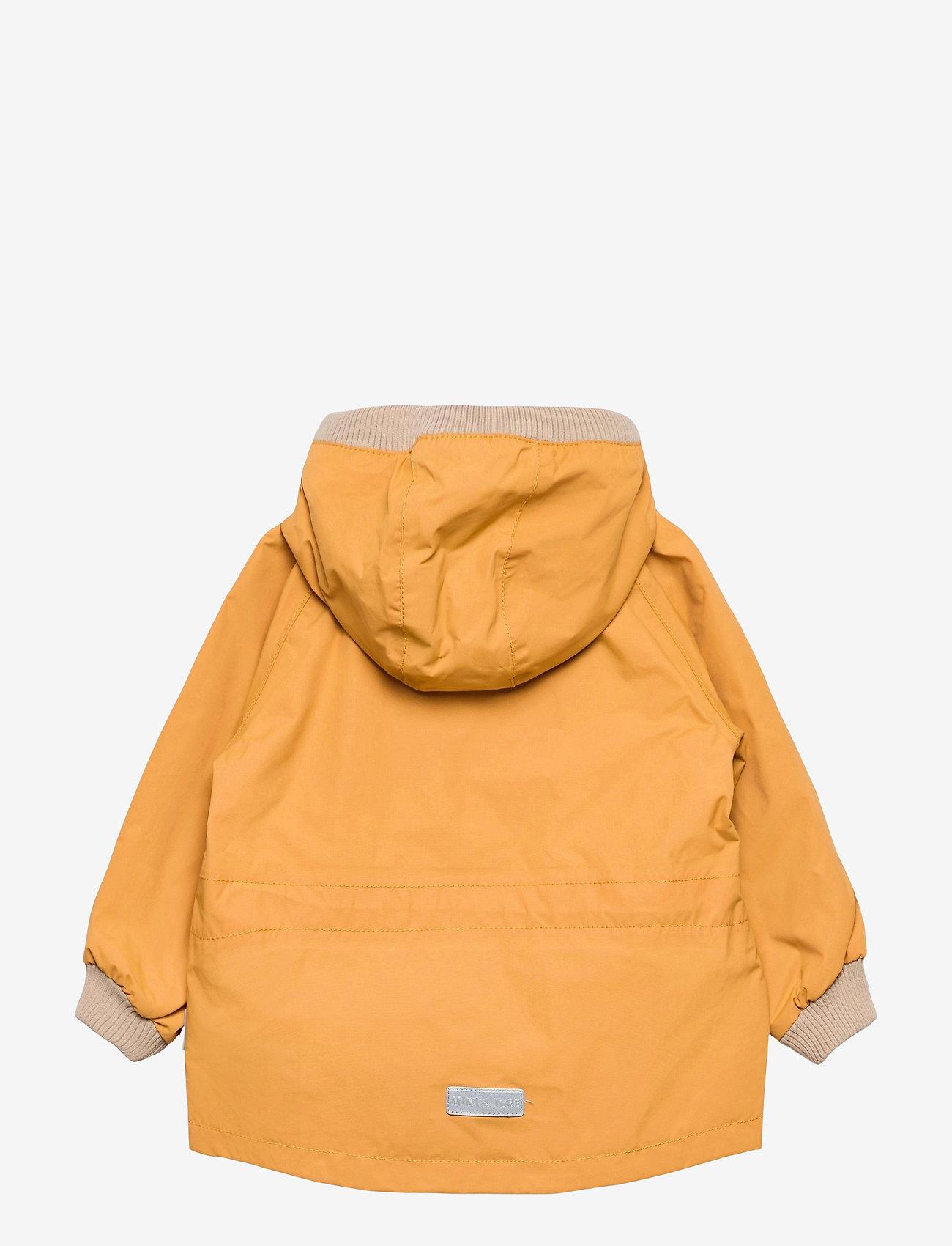 Mini A Ture - Wally Jacket, M - shell jackets - waxed honey - 1